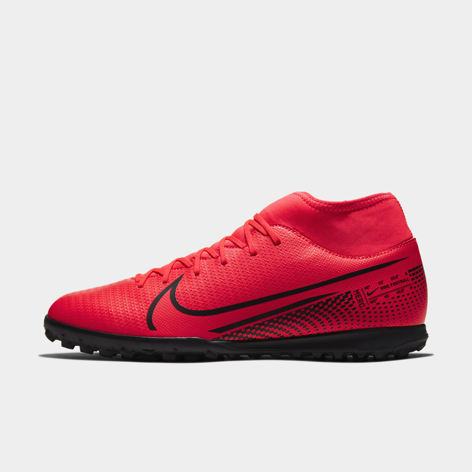 Mercurial Superfly Club DF Mens Astro Turf Trainers