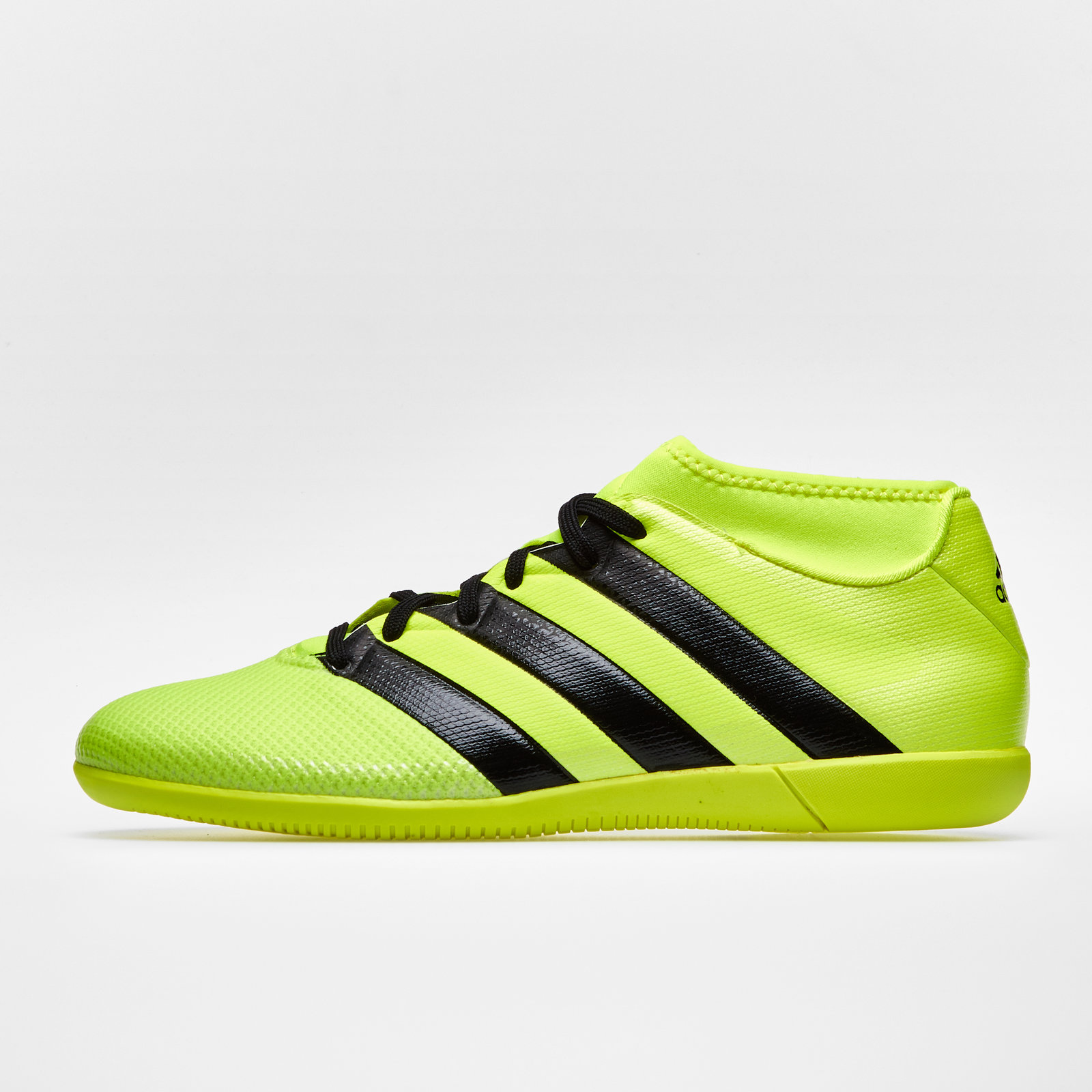 newest 82c97 35178 adidas Mens Ace 16.3 Primemesh Indoor Football Trainers Shoes Training  Sports