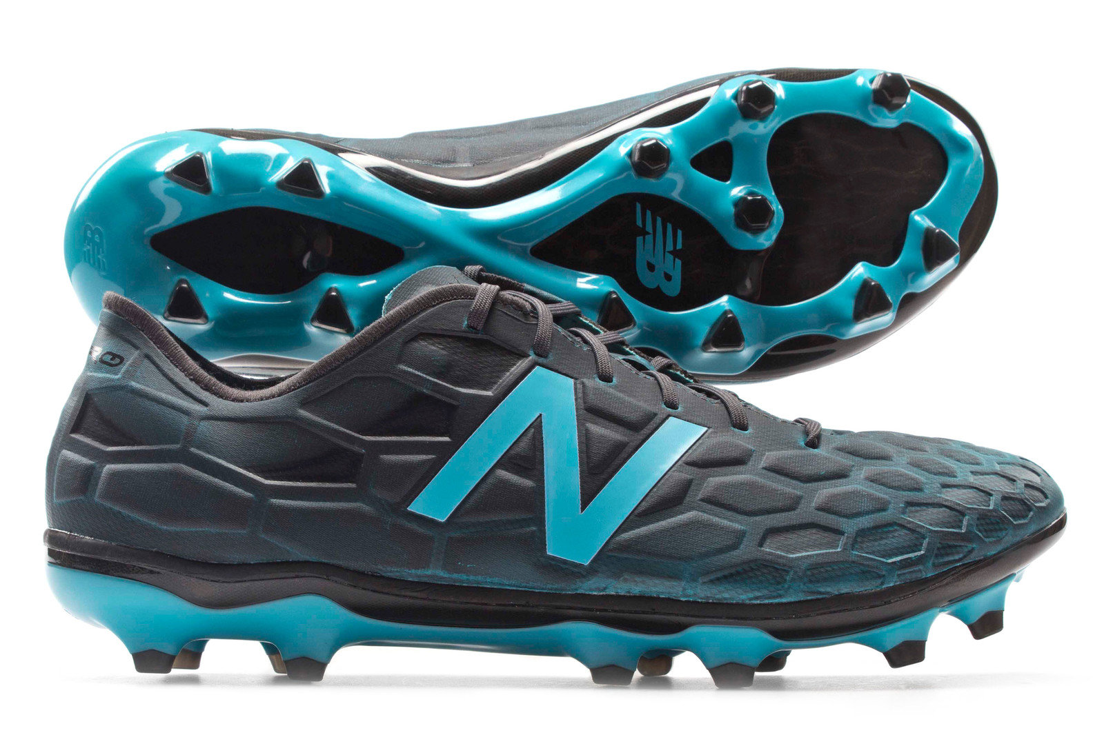 d0e4c8959be7 Details about New Balance Mens Visaro 2.0 Force Limited Edition FG Football  Boots Shoes Sports