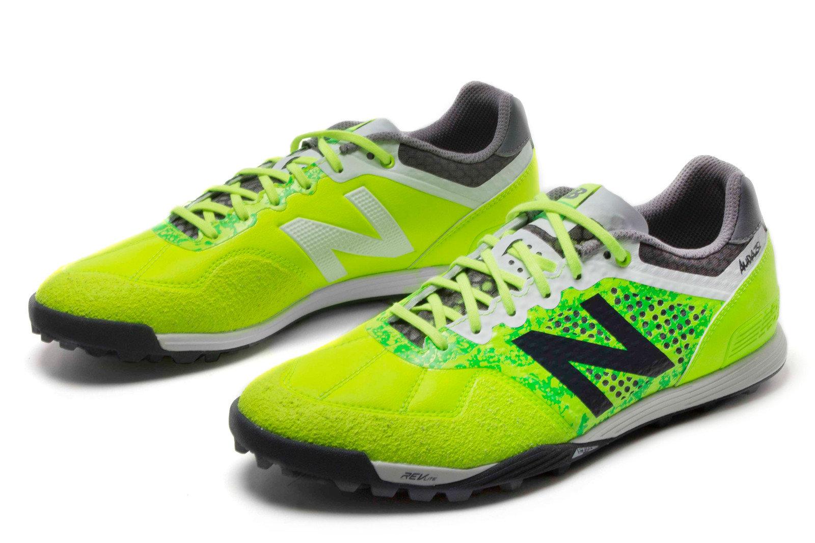 291f02f8ff5 New Balance Mens Audazo Pro Turf Football Trainers Shoes Training Sports  Wokout