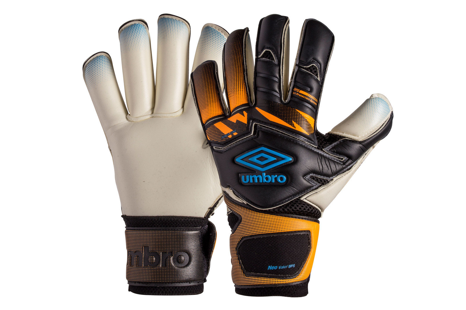 umbro goalkeeper gloves size chart