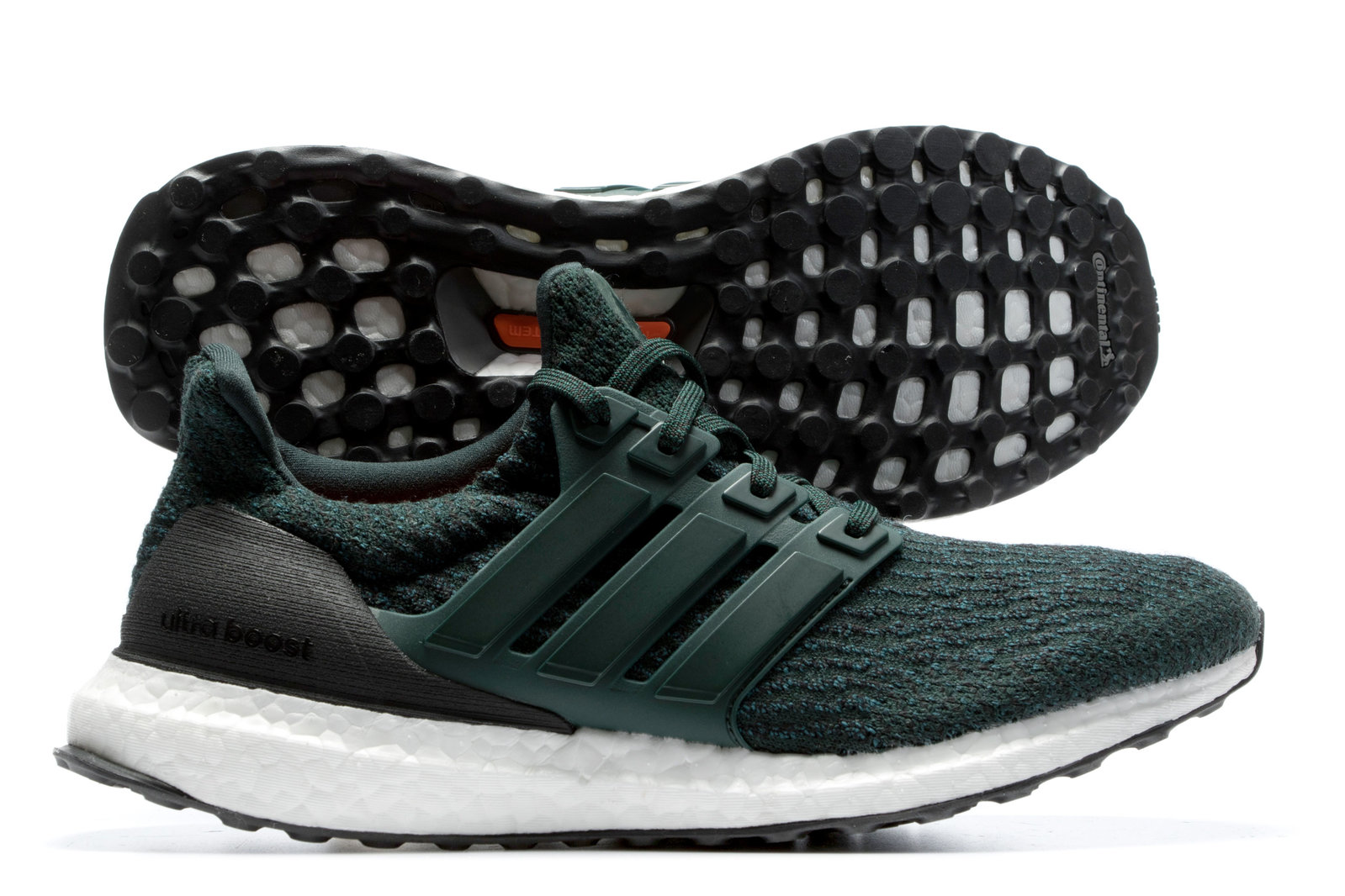 Adidas Mens Ultra Boost Mens Running Shoes Sports Training