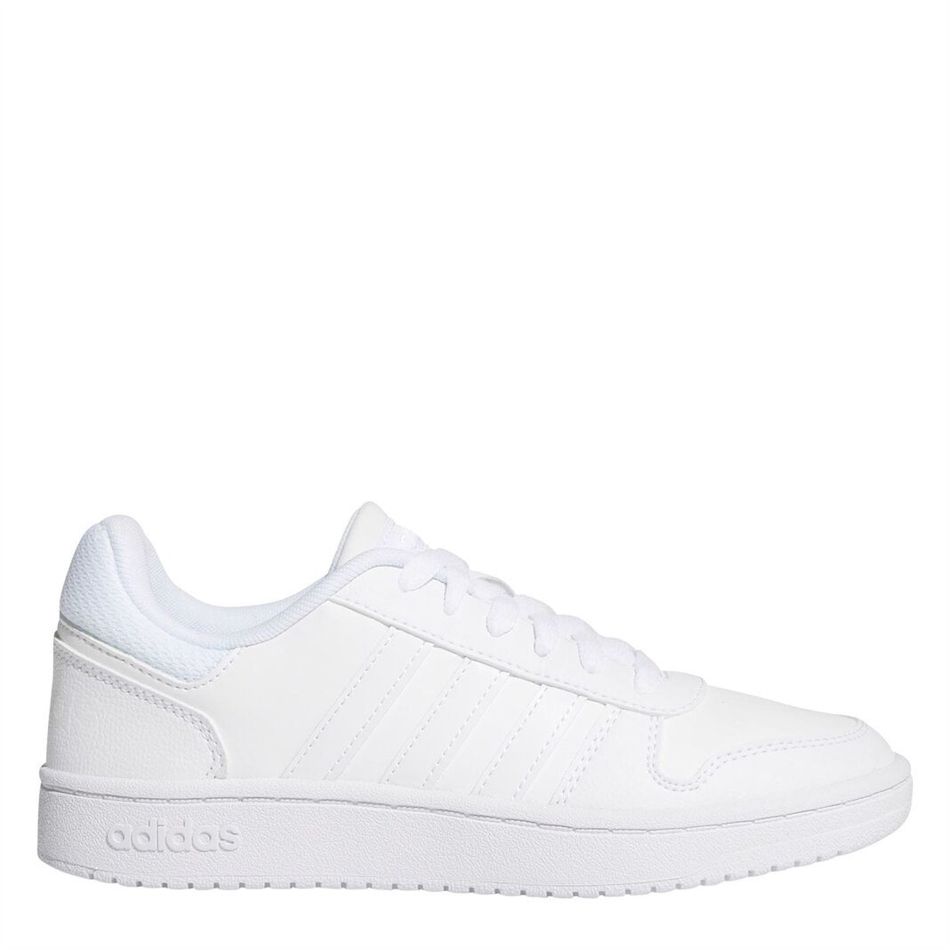 Hoops Leather Child Boys Trainers