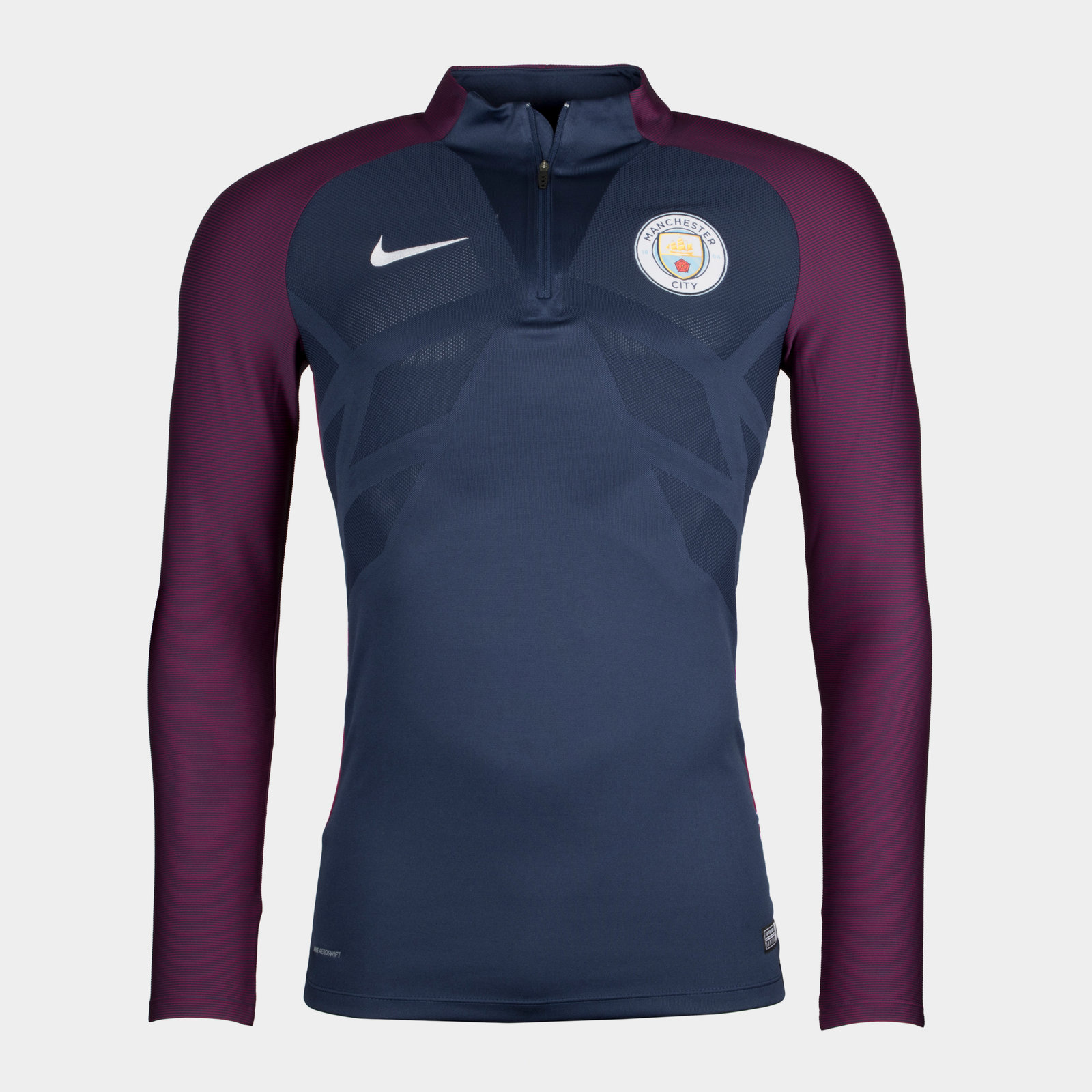 125cb5aac Details about Nike Mens Manchester City 17/18 Aeroswift Strike Football Drill  Top