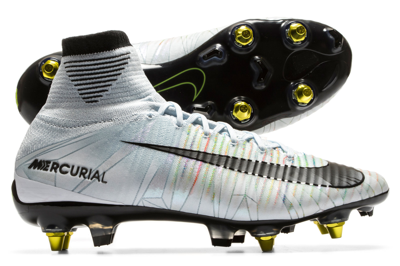 c77303c50 Nike Mens Mercurial Superfly V CR7 SG Pro AC Football Boots