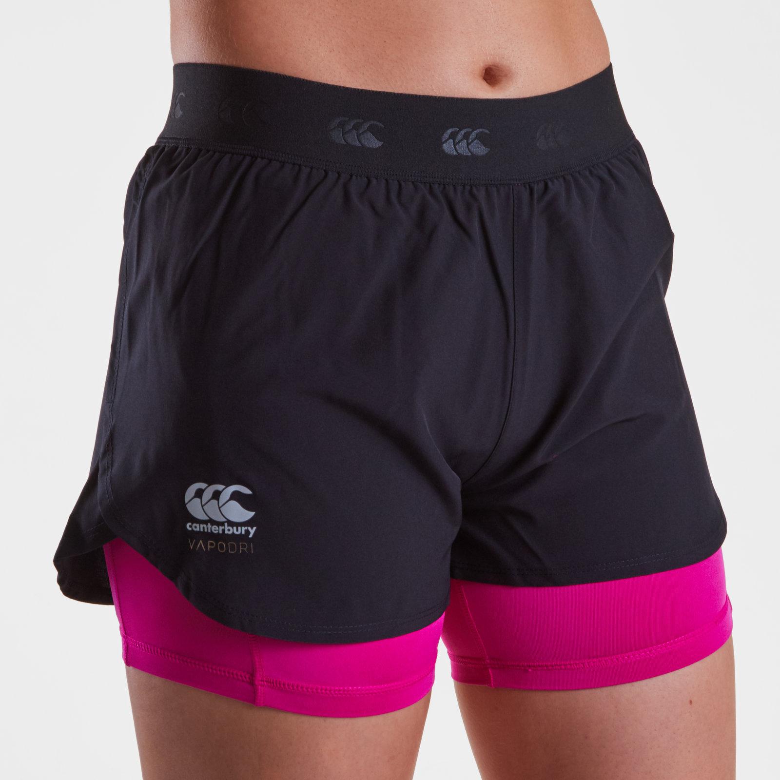 Vapodri 2 in 1 Ladies Training Shorts