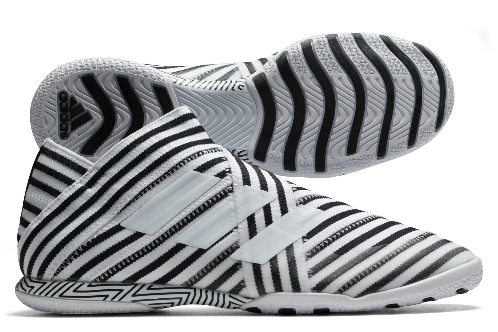 1265c4d65 adidas Mens Nemeziz Tango 17+ 360 Agility Indoor Football Trainers Shoe  Training