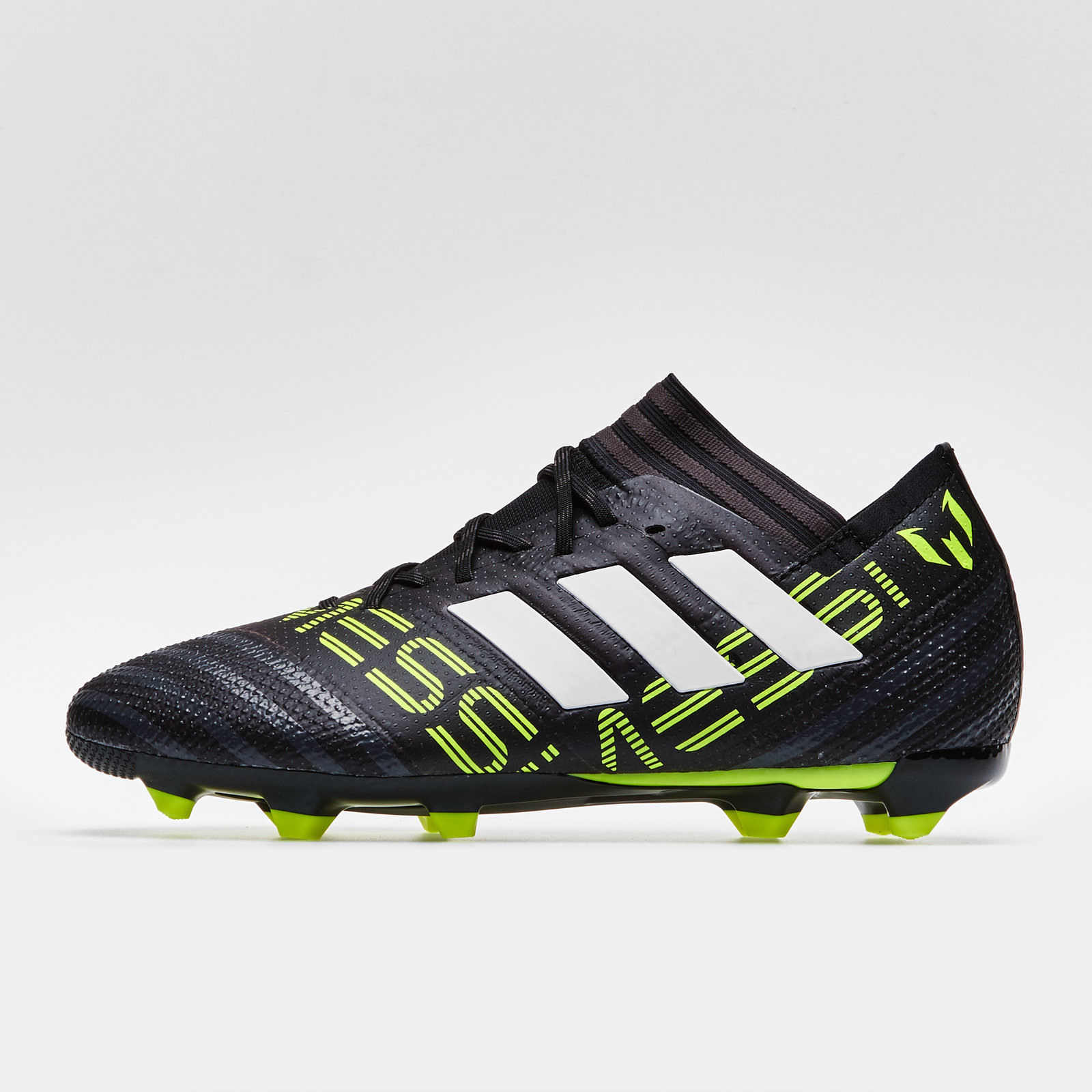 90877c853 adidas unisex Nemeziz Messi 17.1 FG Kids Football Boots Shoes ...