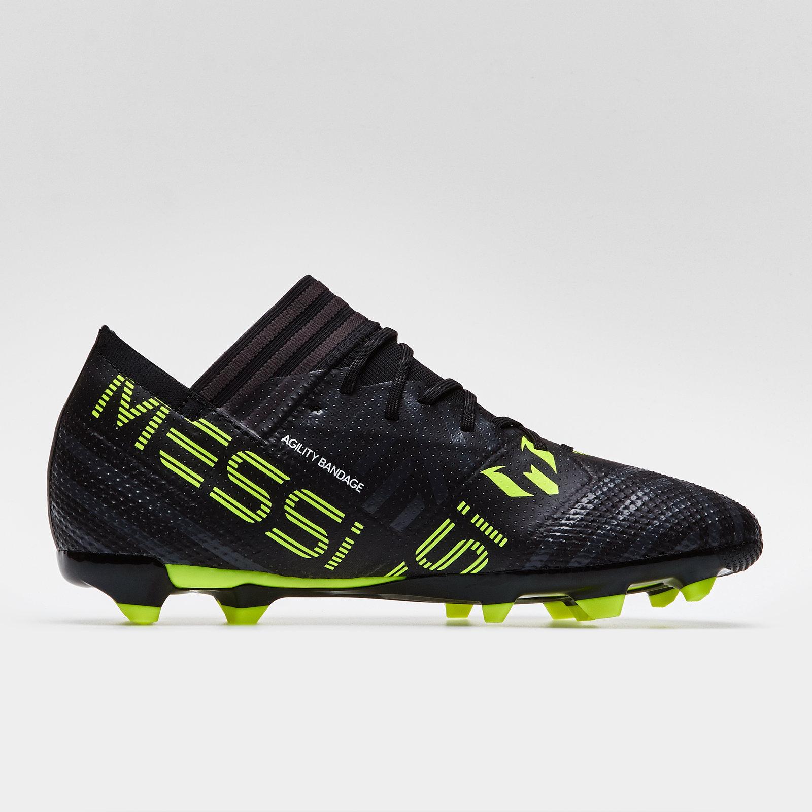 2ab3b12003ea adidas unisex Nemeziz Messi 17.1 FG Kids Football Boots Shoes ...