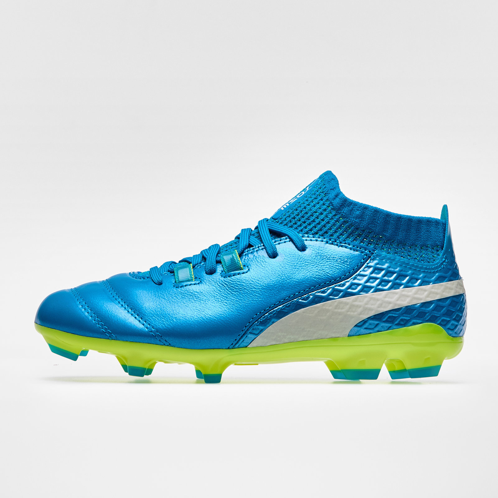 Details about Puma One 17.1 Kids FG Football Boots Sports Studs Trainers  Shoes e0c940b04