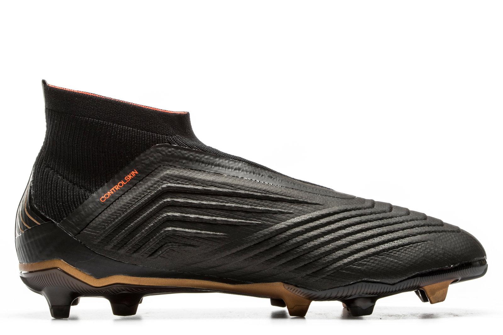531727b45 adidas Predator 18+ Kids FG Football Boots Sports Studs Trainers Shoes