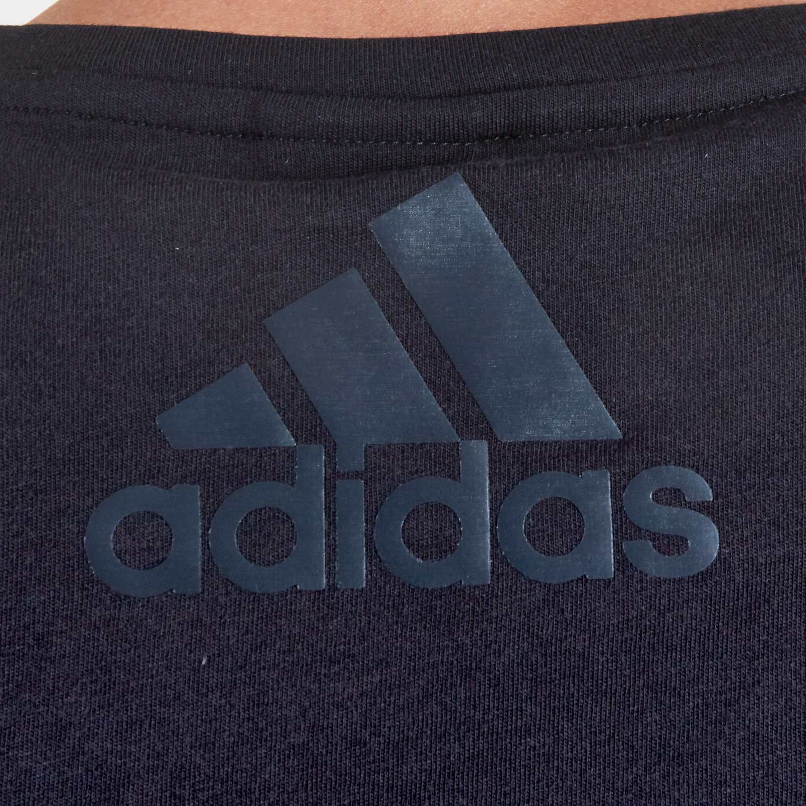 adidas Mens New Zealand All Blacks Lux Rugby Sports Sleeveless Top Singlet  Grey