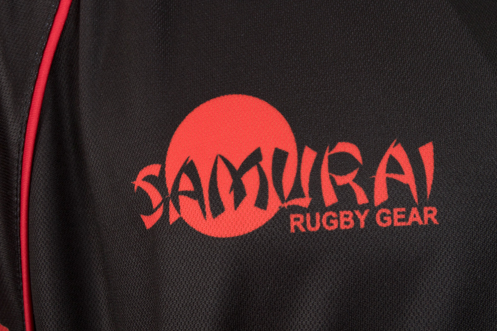 3c8c53864b7 Samurai Mens Army Rugby Union Lest We Forget Poppy Remembrance Day Rugby T- Shirt