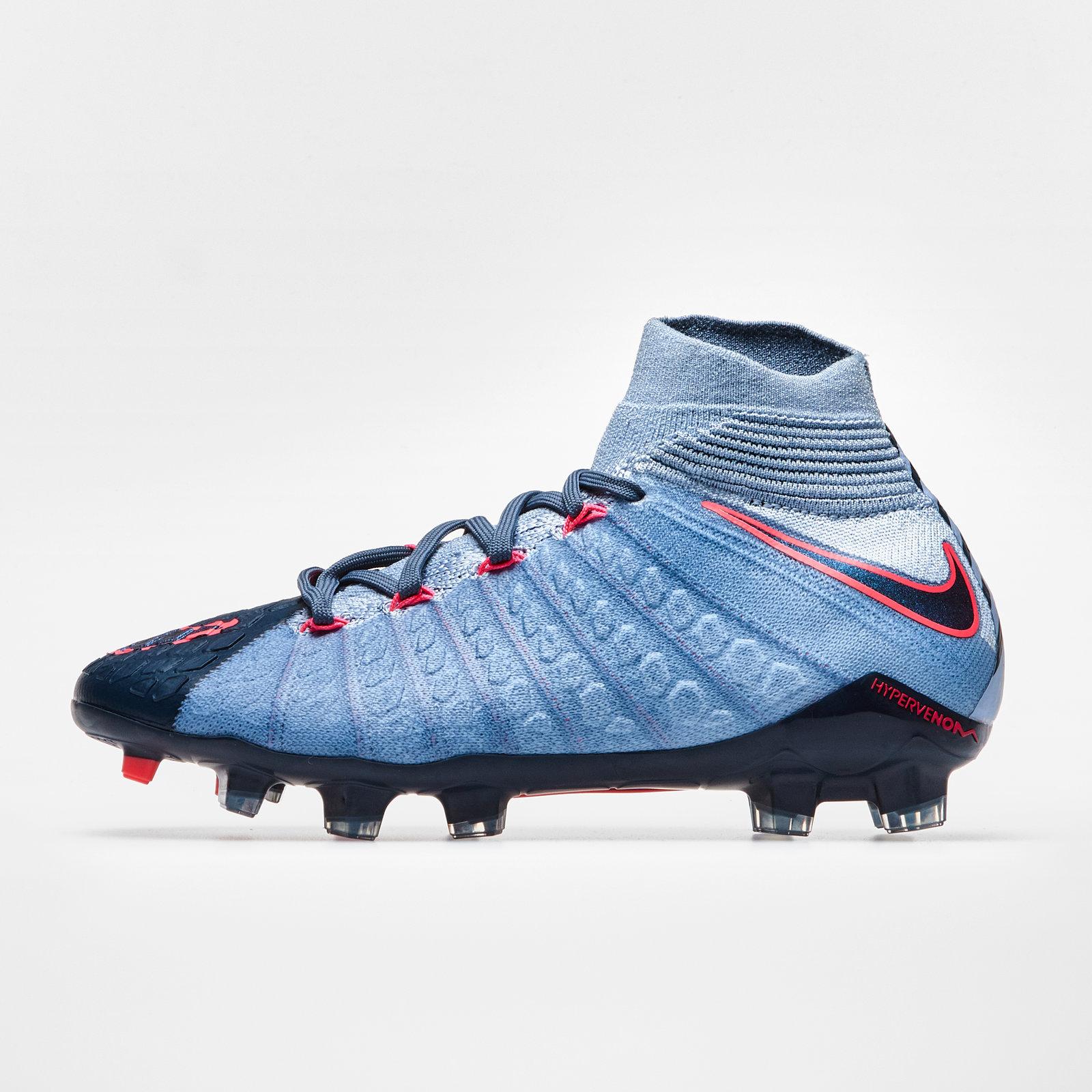 d7d6295de Nike Unisex Hypervenom Phantom III Dynamic Fit Kids FG Football Boots