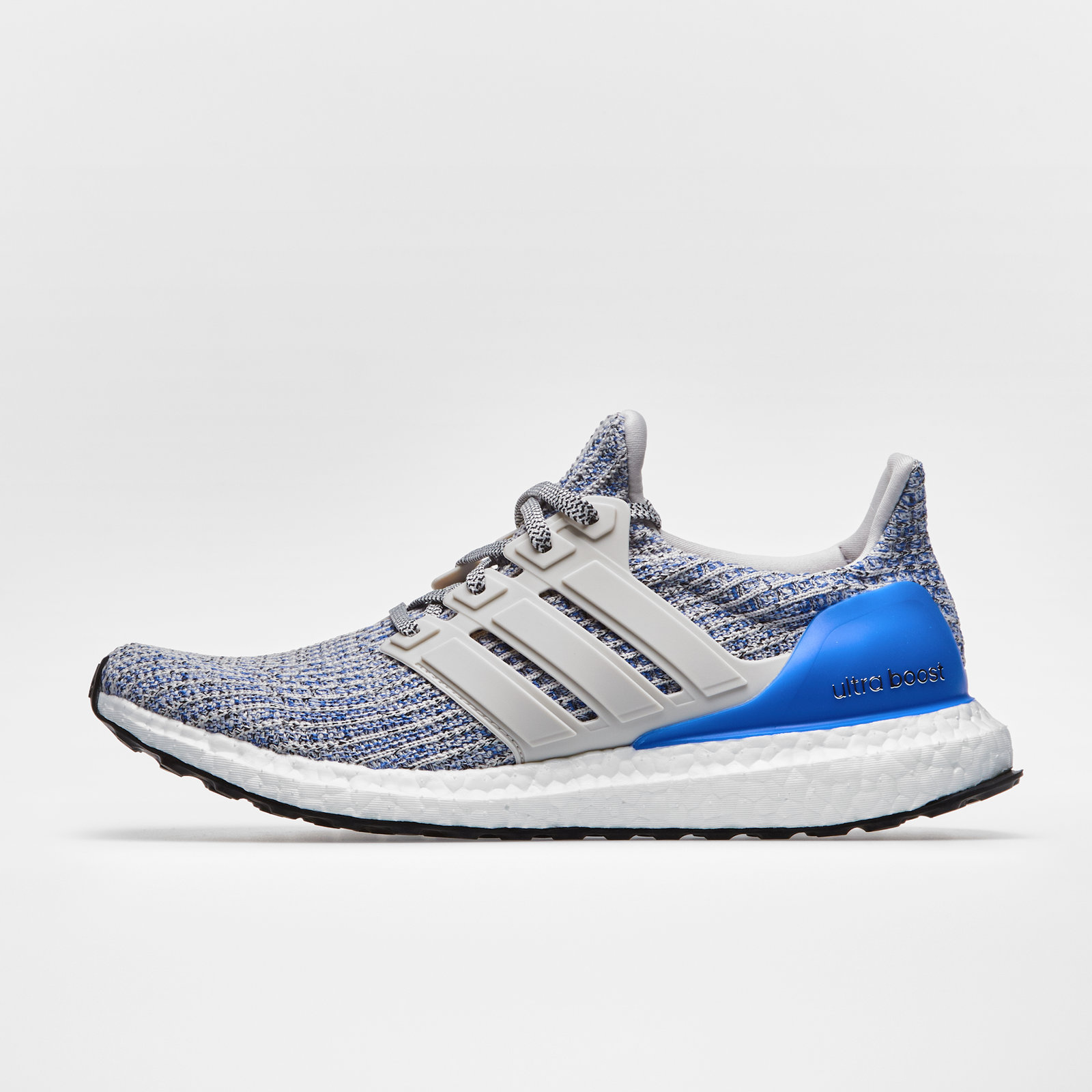 the best attitude 0795e 81683 Details about adidas Mens Ultra Boost 4.0 Running Shoes Sports Trainers  White Footwear