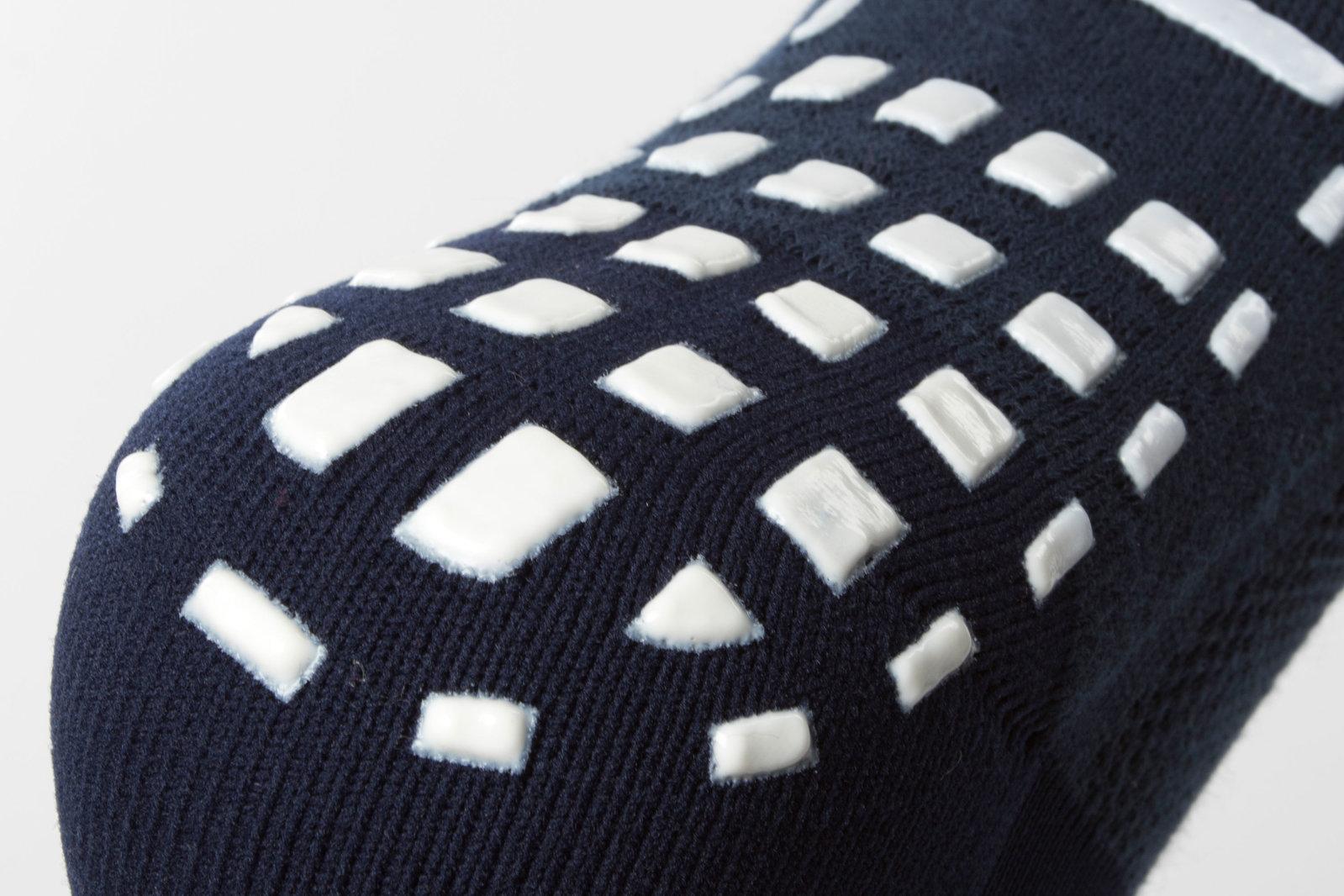 Atak Sports Grippy Non Slip Long Grip Socks Accessory Workout Sports Training