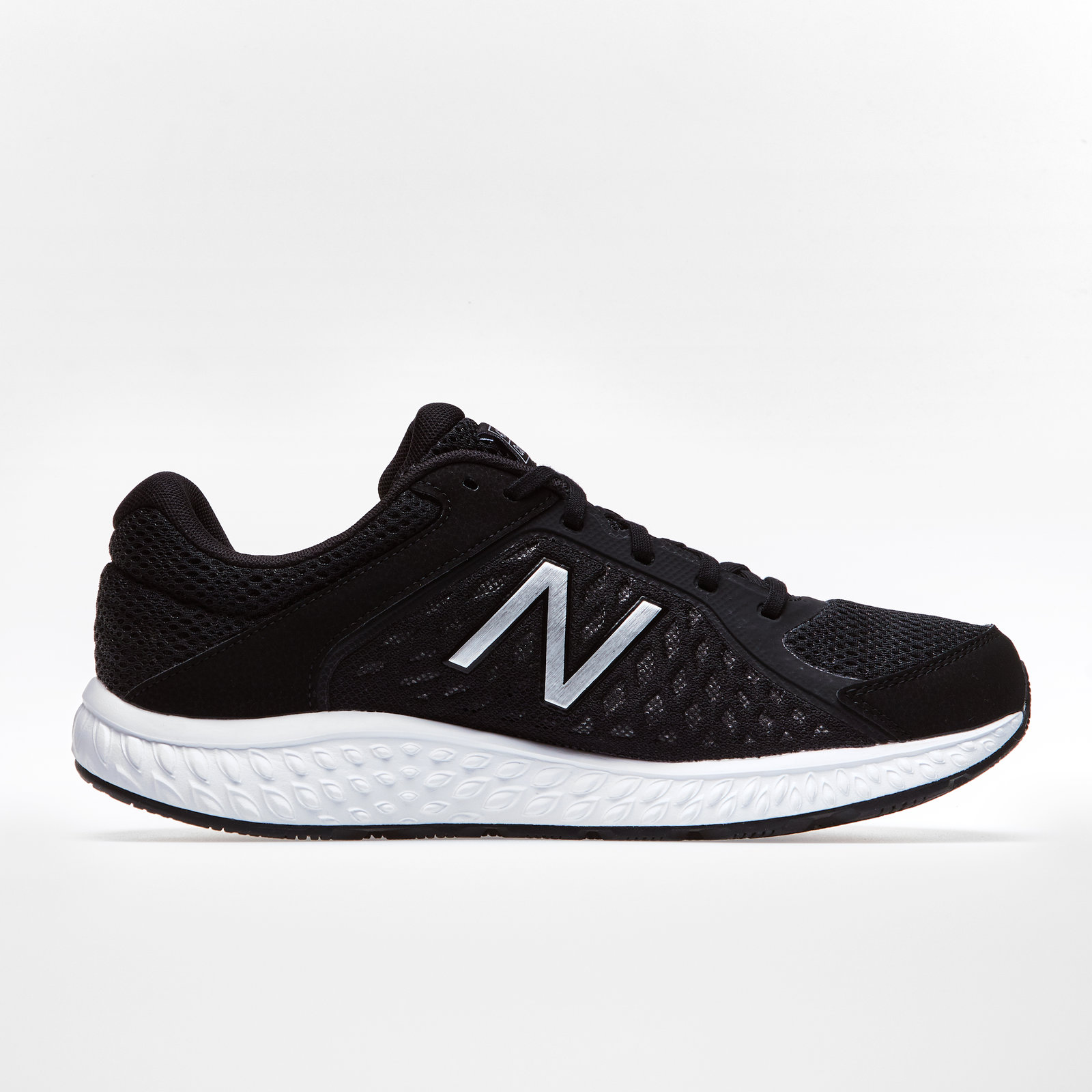 d351d50f93606 New Balance Mens 420 V4 Running Shoes Jogging Sports Trainers Black Footwear