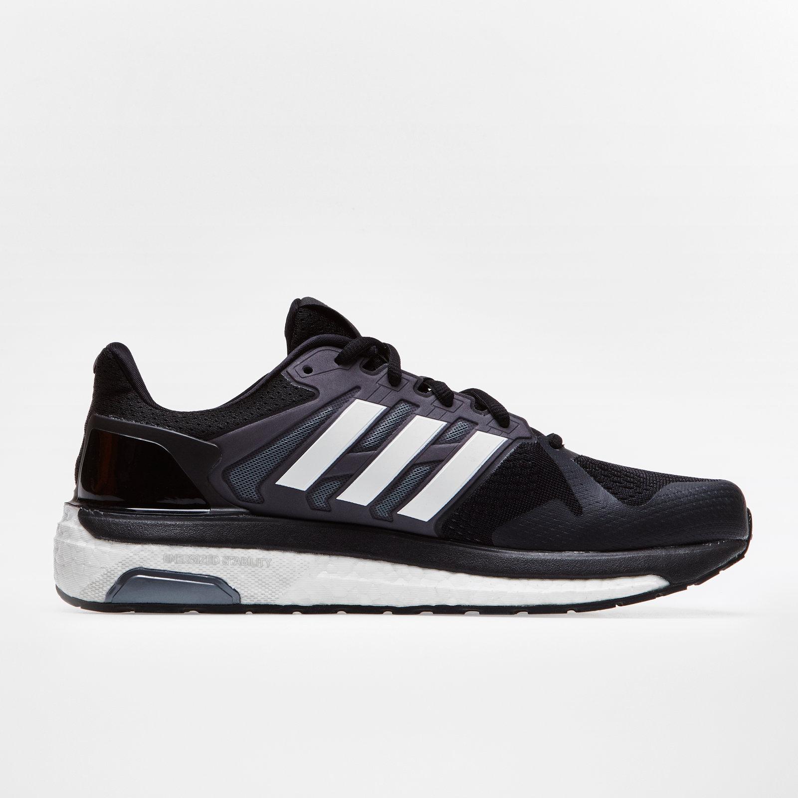 0fad89c7e adidas Mens Supernova ST Running Shoes Jogging Footwear Sports Trainers  Black