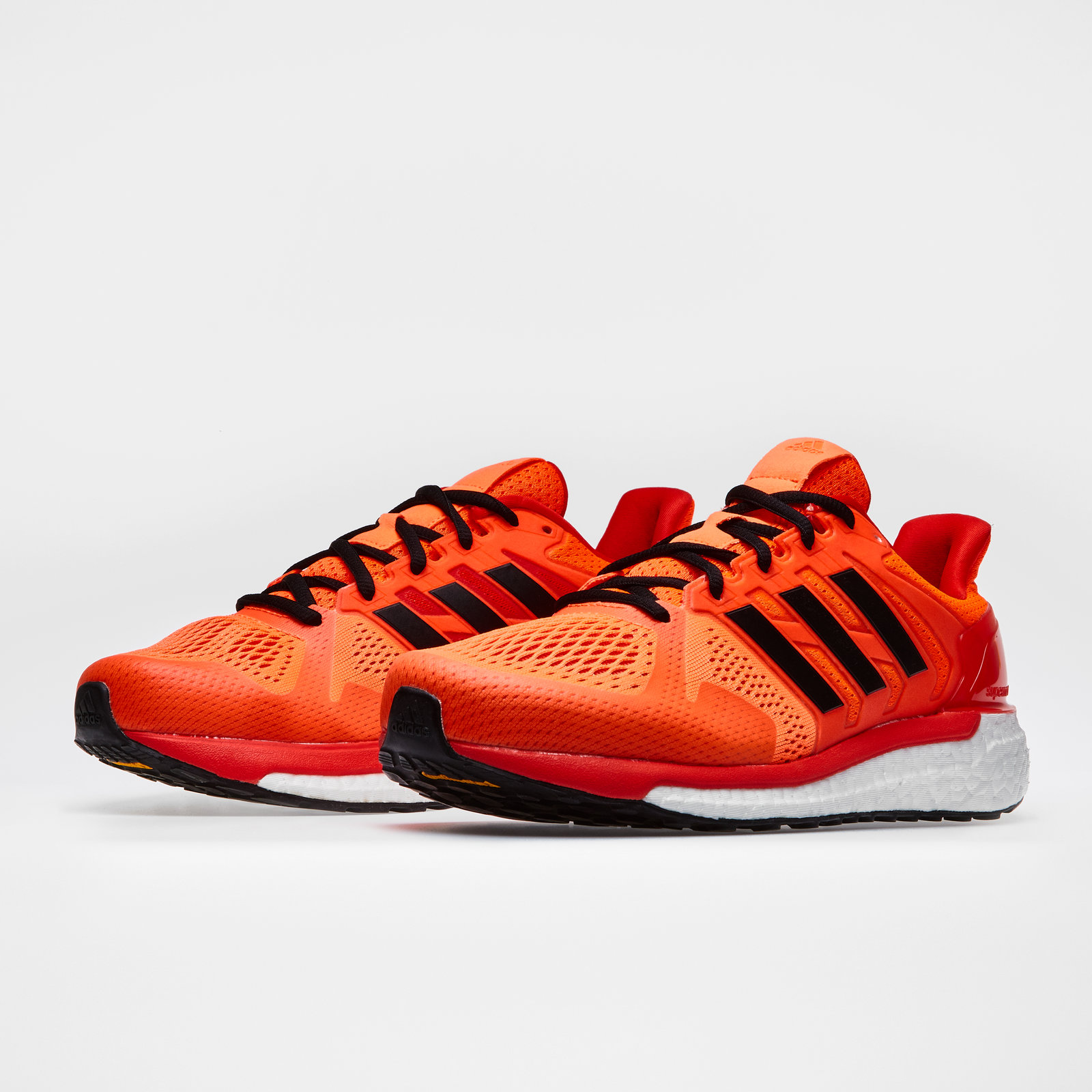 3dbd3e69f adidas Mens Supernova ST Running Shoes Jogging Footwear Sports Trainers  Orange