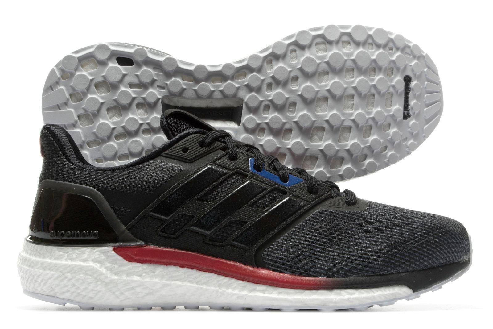 quality design 8fc76 7ed9f adidas Mens Supernova AKTIV Running Shoes Footwear Sports Trainers Black