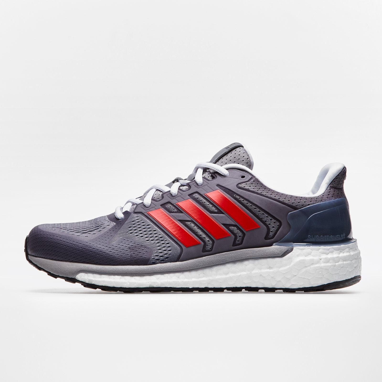6b5d45bac6cf0 adidas Mens Supernova ST AKTIV Running Shoes Footwear Sports Trainers Grey