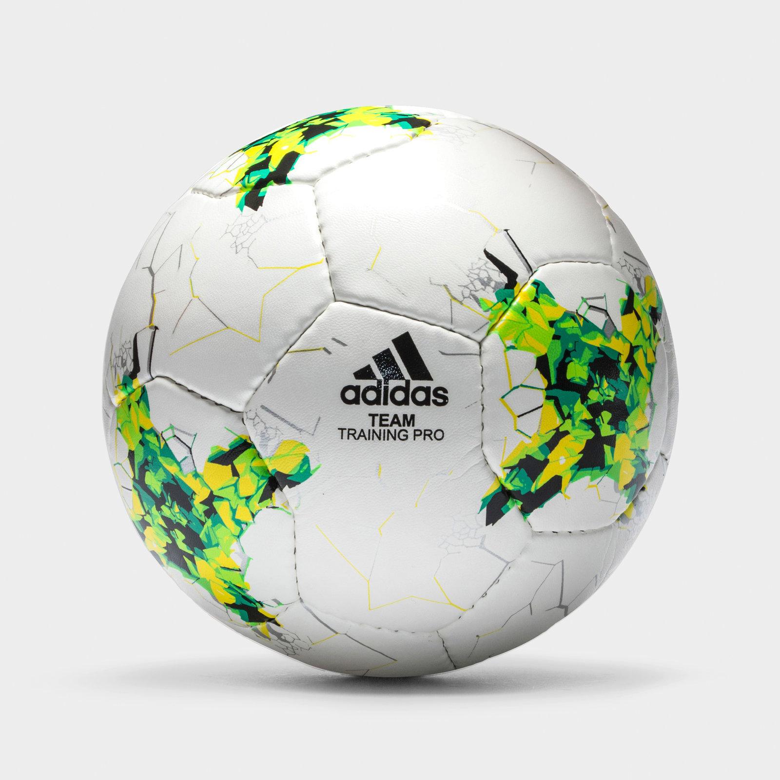 Détails sur Adidas Mens FIFA Team Training Pro Football Ballon Sport White afficher le titre d'origine
