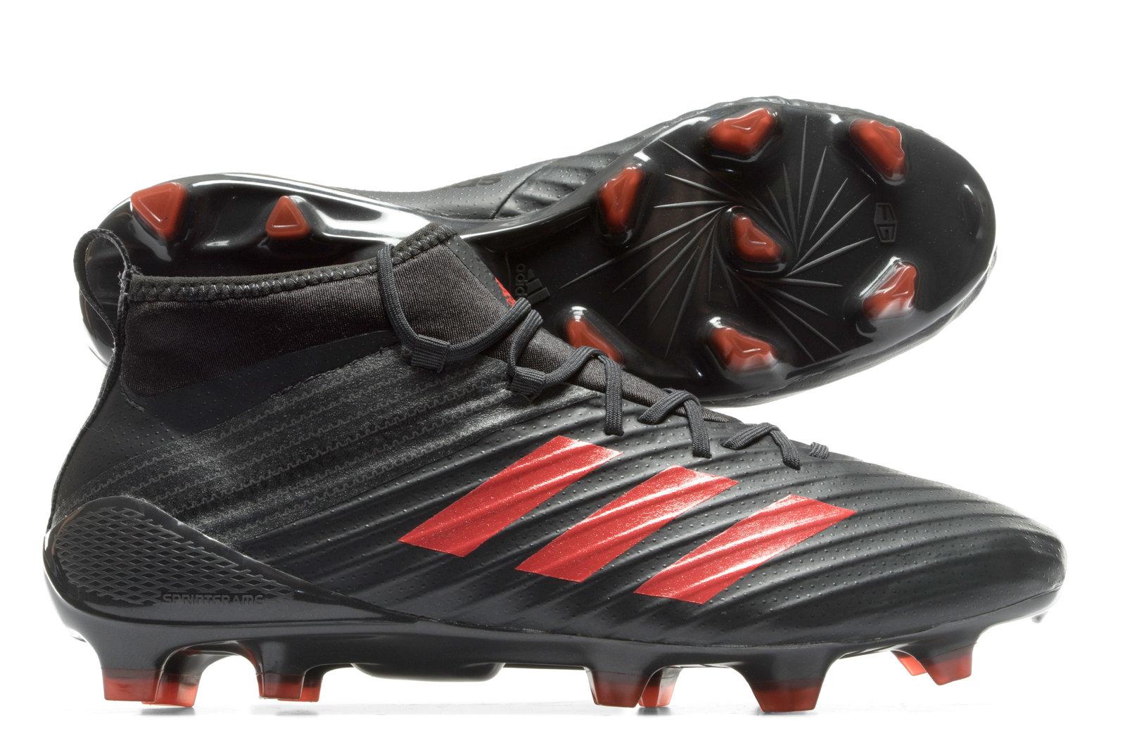 Adidas Uomo predatore razzo terra ferma le scarpe sportive rugby stivali