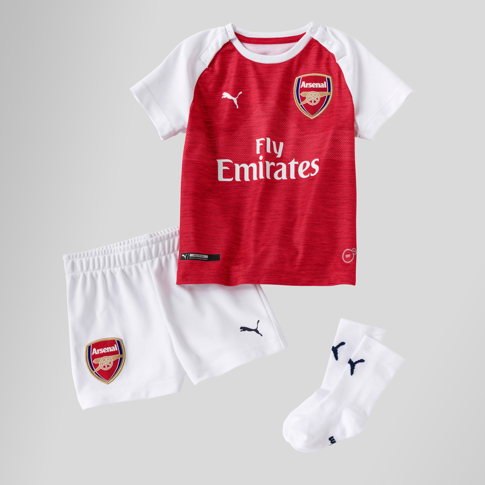 half off 78ff1 20c08 infant arsenal shirt
