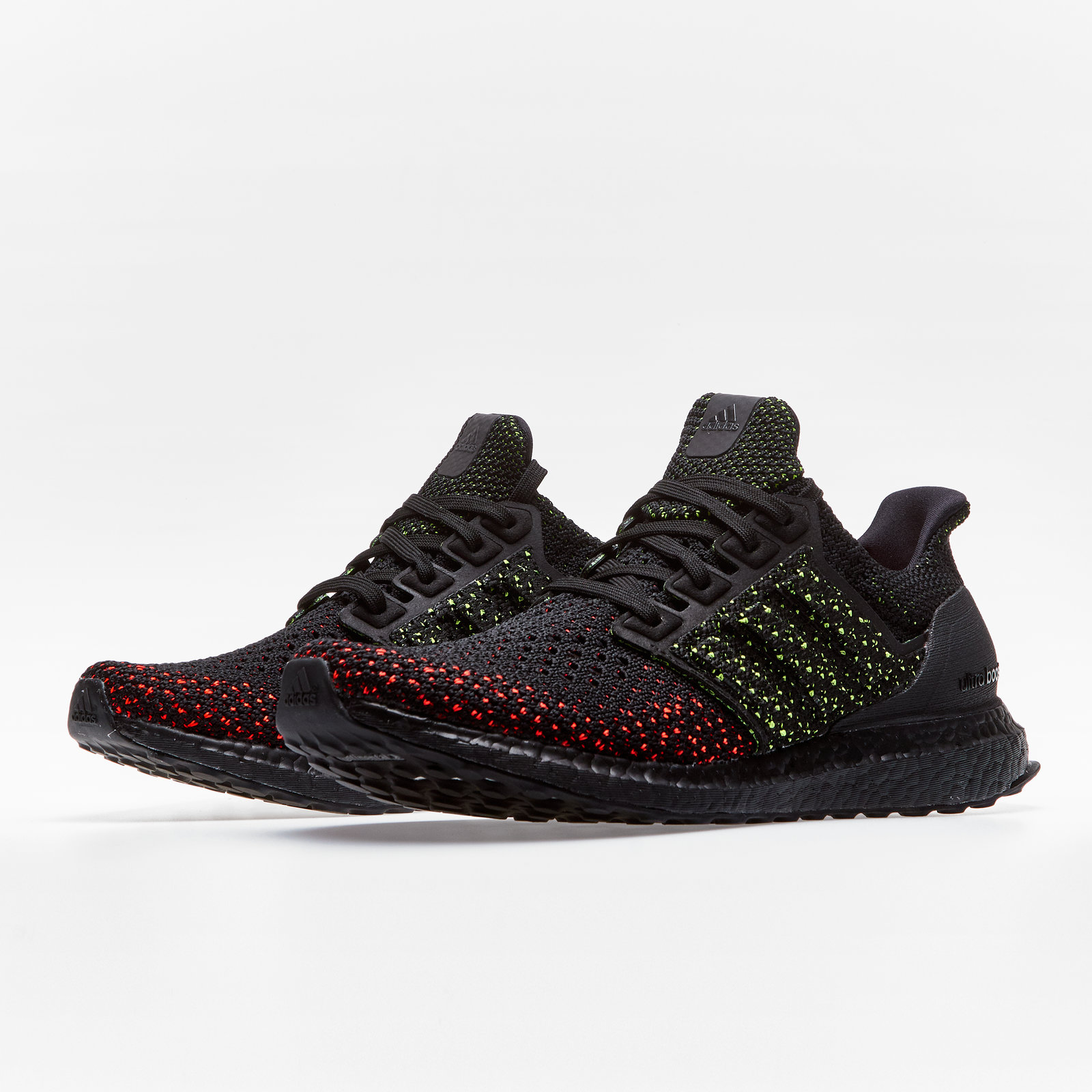 adidas Mens Ultra Boost Clima Running Shoes Sports Trainers Black  8a56f876977