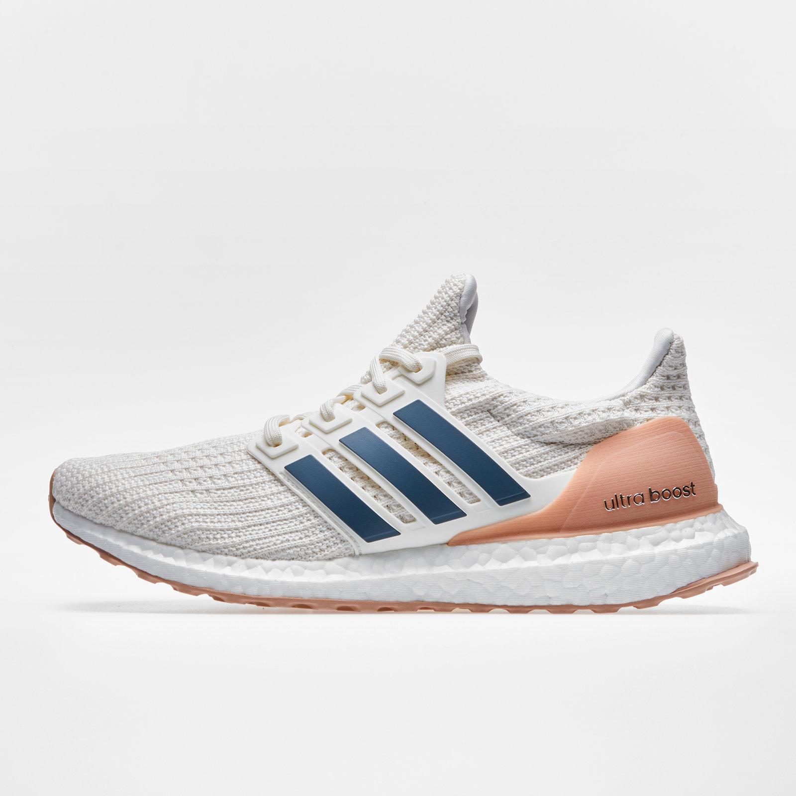 Détails sur Adidas Homme Ultra Boost Chaussures De Course Sport Baskets Blanc Entraînement Chaussures afficher le titre d'origine
