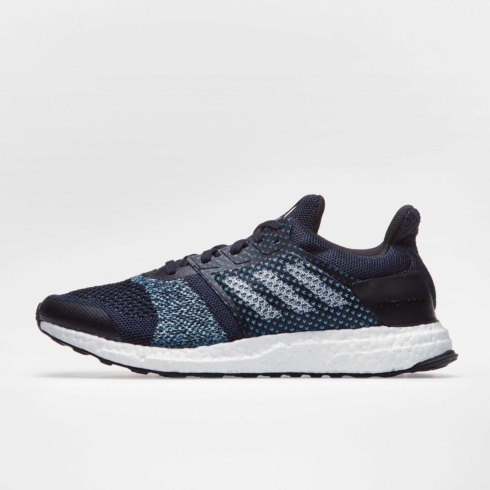 Adidas Mens Ultra Boost St Parley Running Shoes Footwear