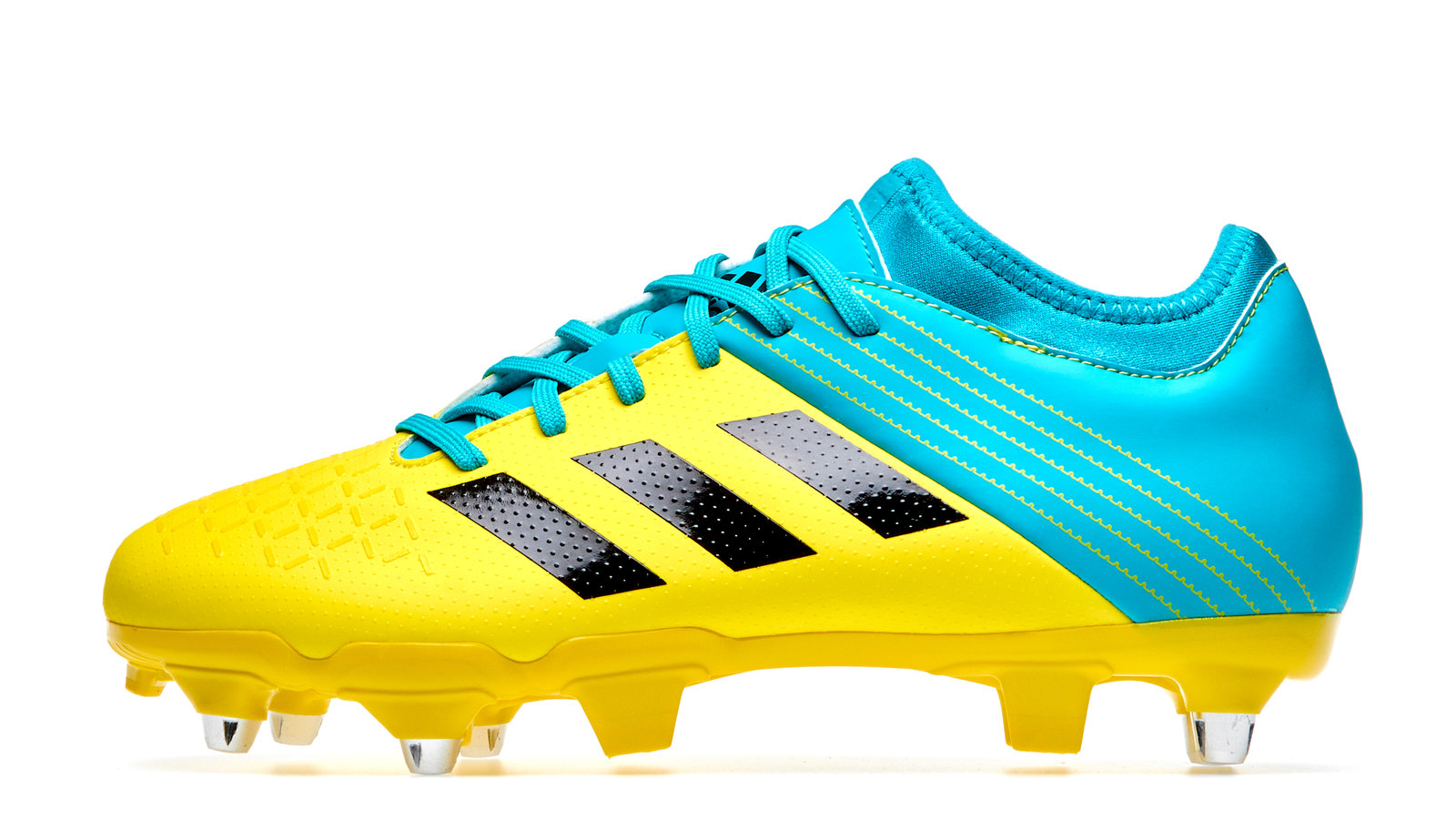 9aec7ce1c9c2 Details about Malice Elite SG Rugby Boots Training Sports Footwear Trainers