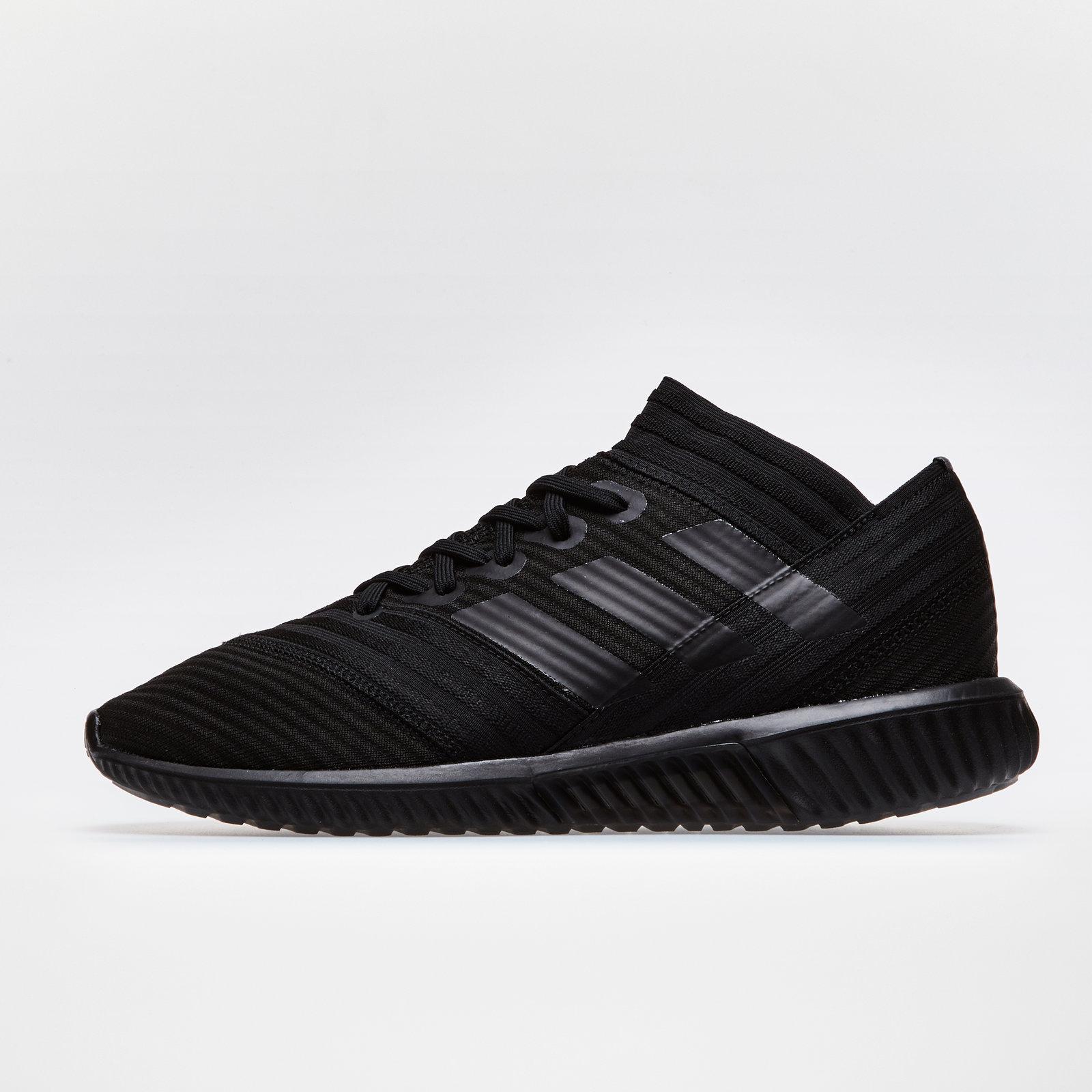 6eb119113a46 adidas Mens Nemeziz Tango 17.1 Football Boots Studs Trainers Sports Shoes  Black