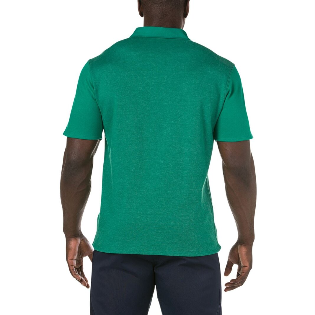 Canterbury Mens Ireland IRFU 2018//19 Home Classic Long Sleeve Rugby Shirt Green