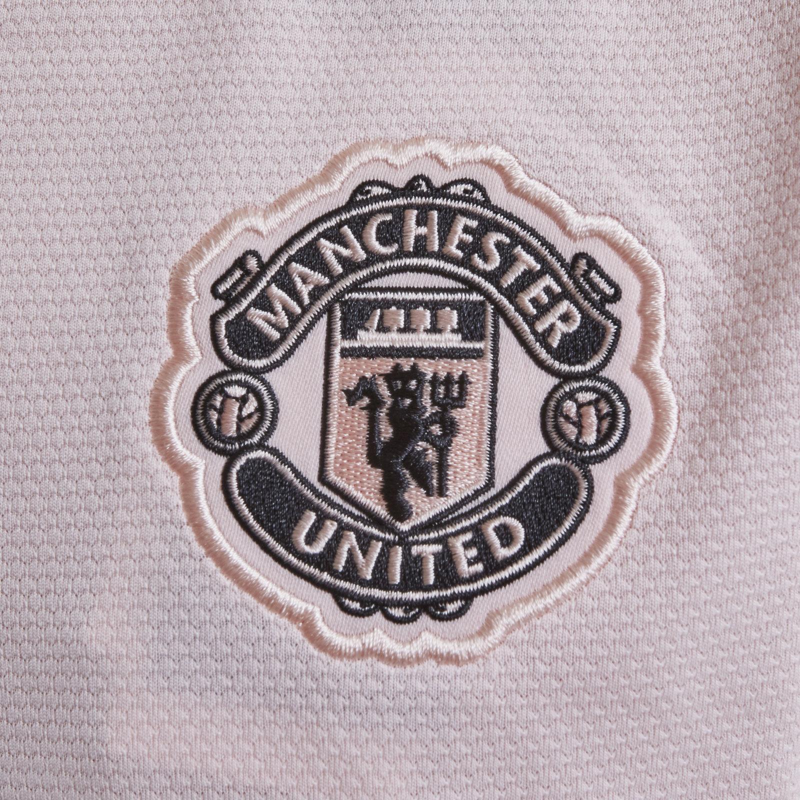 Details about adidas Manchester United 1819 Away Kids Short Sleeve Replica Football Shirt