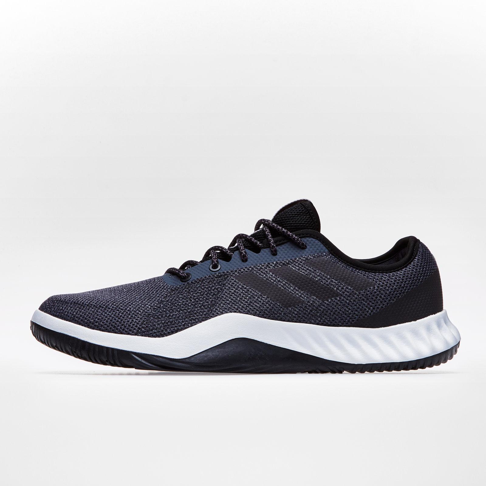 best loved d62fe 19af2 adidas Mens CrazyTrain LT Training Shoes Grey
