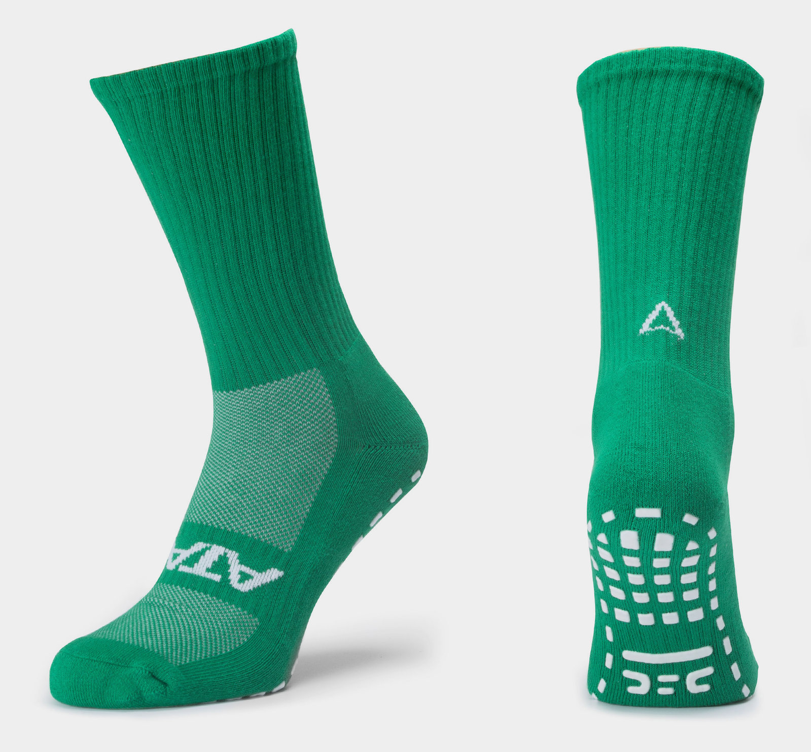 Atak Sports Mens Non Slip Mid Leg Socks