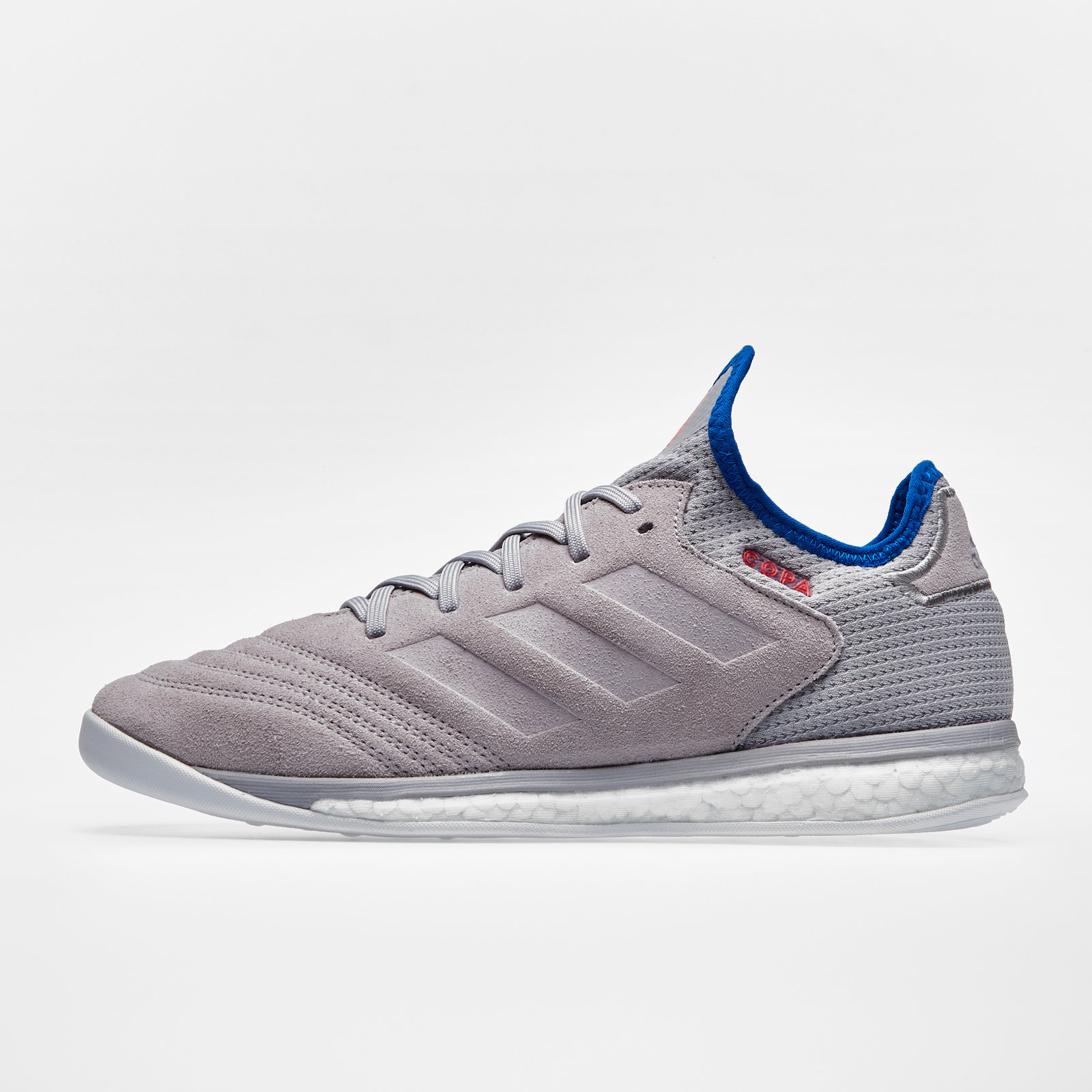 d7c8ea9b8 adidas Mens Copa Tango 18.1 Football Boots Studs Trainers Sports Shoes Grey