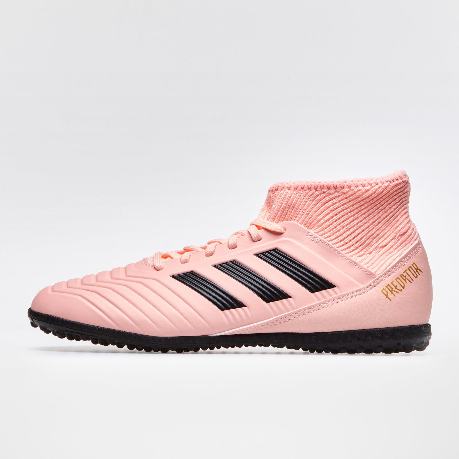 e0aba1056936f adidas Predator Tango 18.3 TF Kids Football Boots Studs Trainers Sports  Shoes