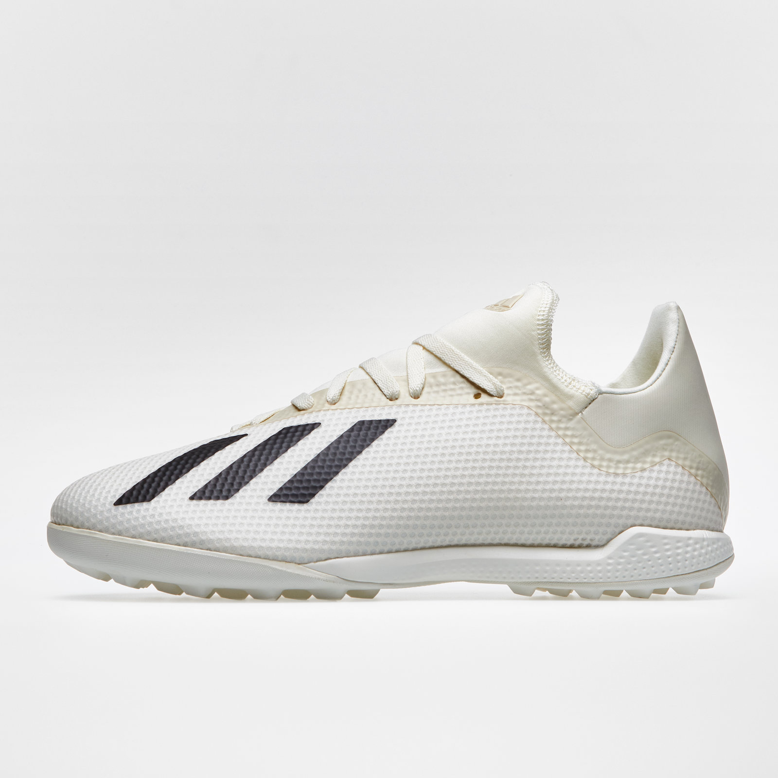 2bd2a1f7682c1 adidas Mens X Tango 18.3 TF Football Boots Studs Trainers Sports Shoes White