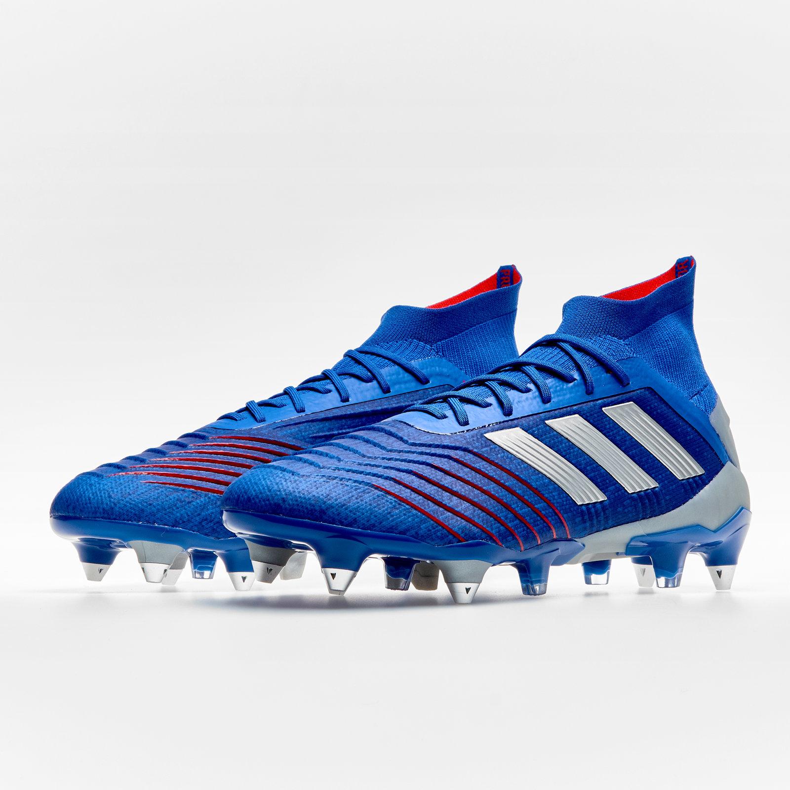 ADIDAS scarpe da calcio predator 20.3 sg nero uomo