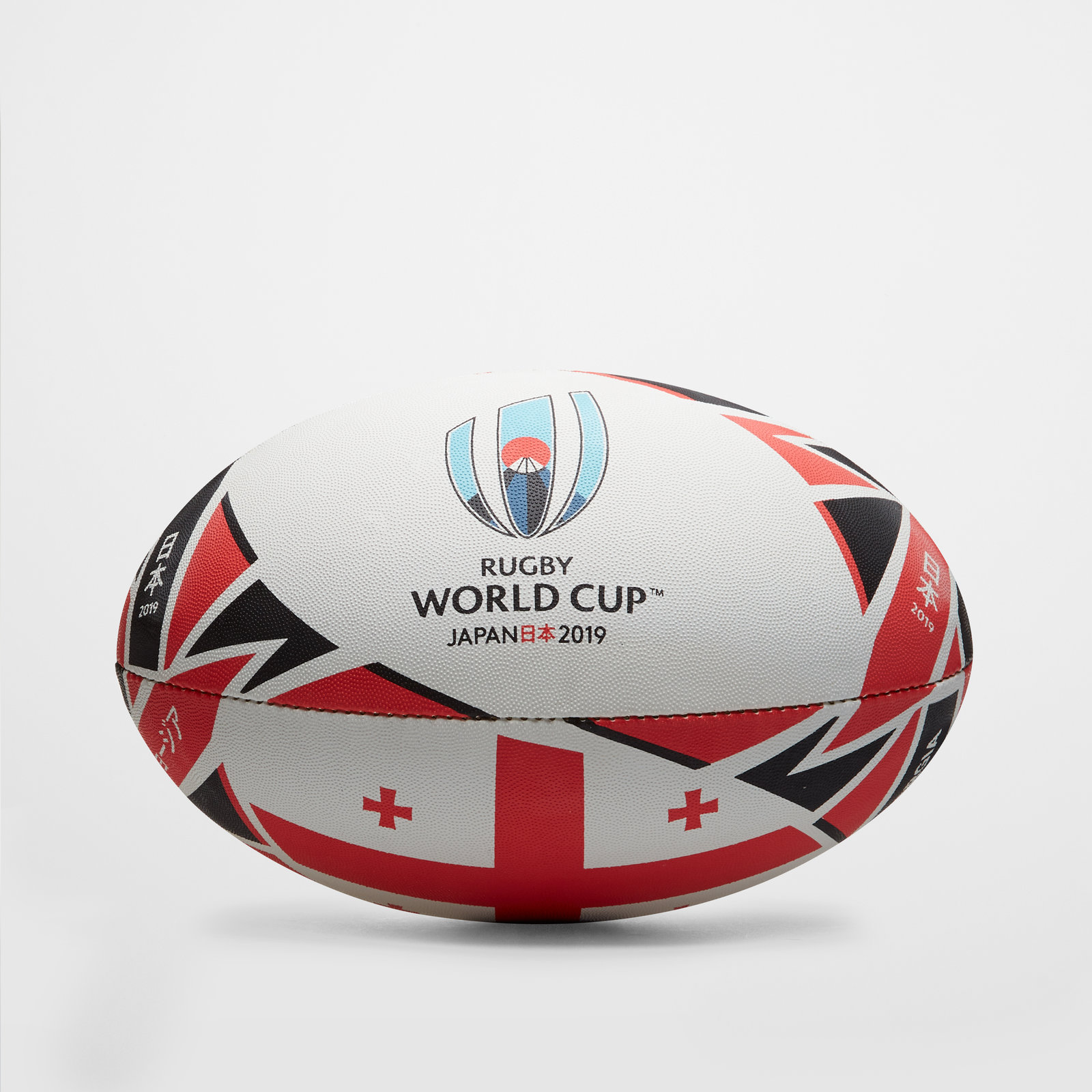 Image of RWC 2019 Georgia Official Replica Rugby Ball