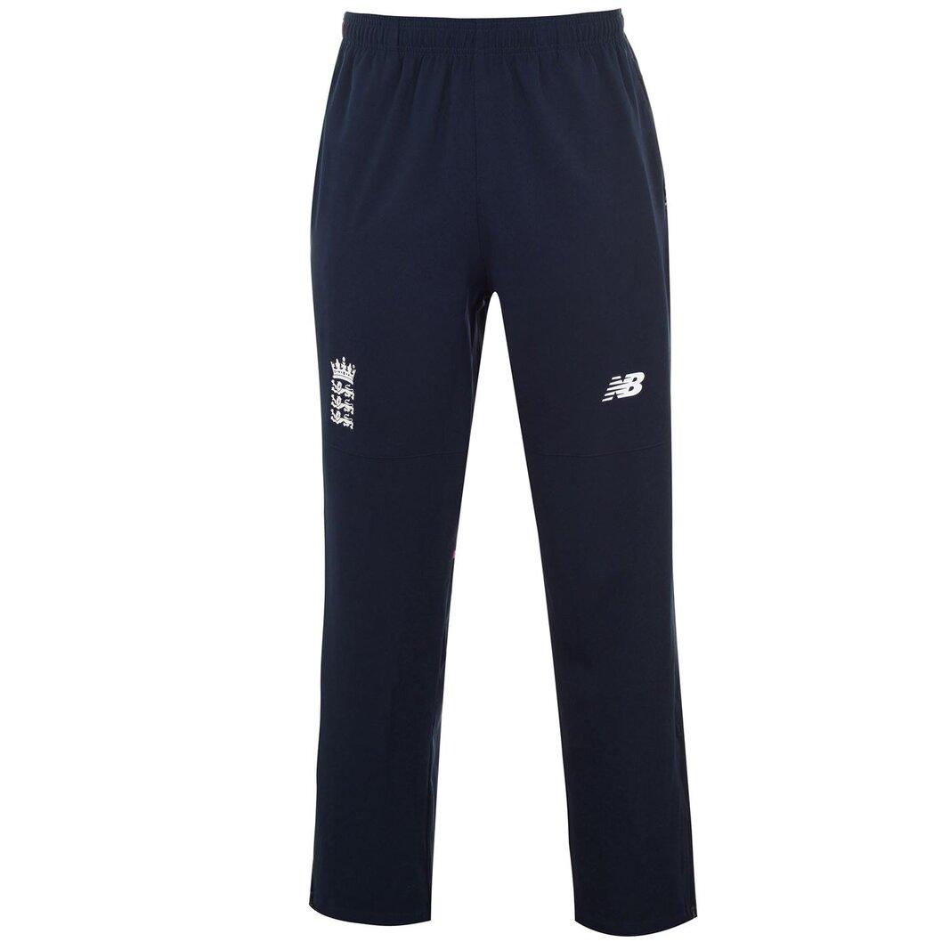 New Balance Da Uomo England Cricket Formazione Pantaloni Sport Training-mostra Il Titolo Originale Rendere Le Cose Convenienti Per Le Persone