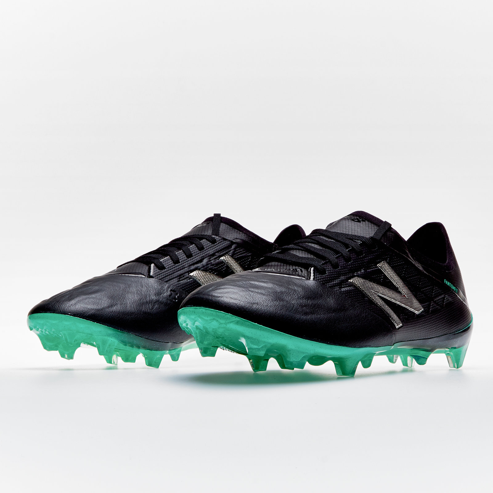 de62c4e94 New Balance Mens Furon V5 Pro FG Leather Football Boots Studs Trainers Shoes