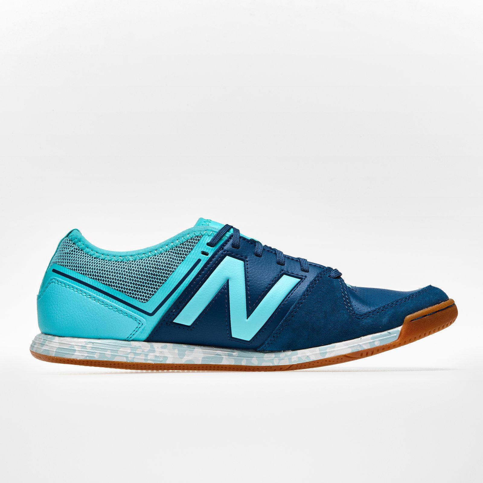 Dettagli su NEW Balance Da Uomo audazo V3 Pro Indoor Scarpe da calcio scarpe da ginnastica BORCHIE VERDE mostra il titolo originale
