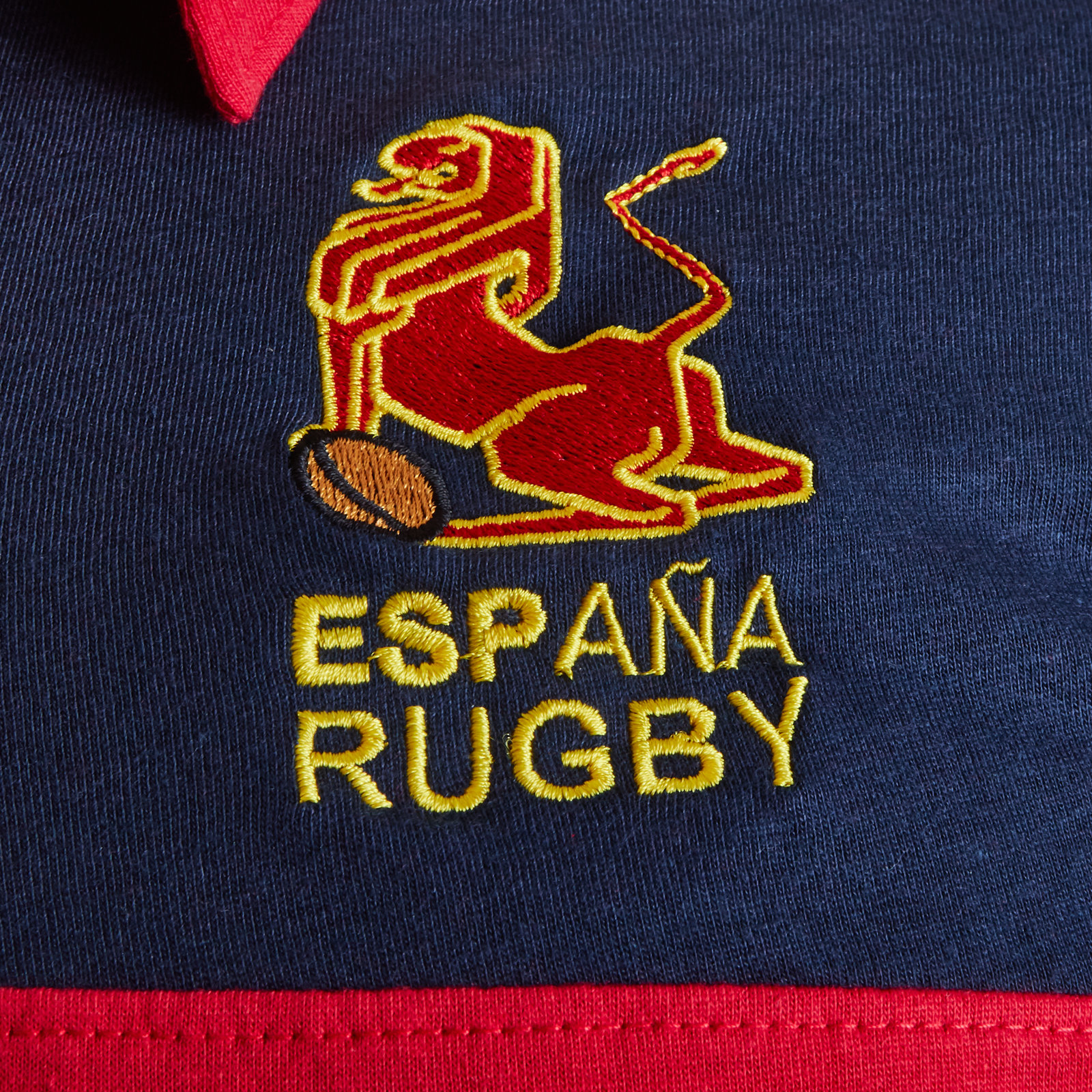 2e4f70ae Joma Mens Spain 2018/19 Players Rugby Polo T-Shirt Top | eBay