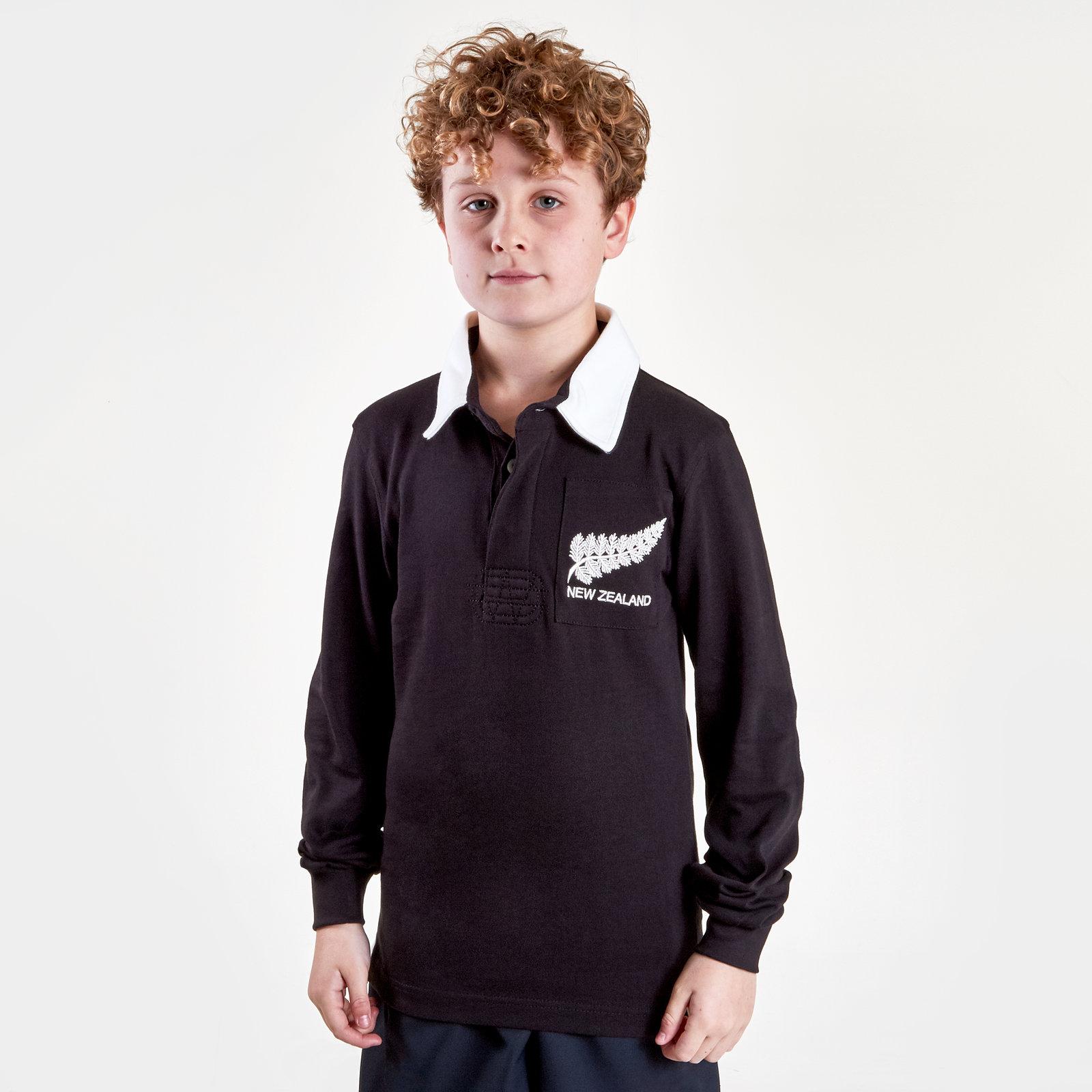 Retro New Zealand Shirt
