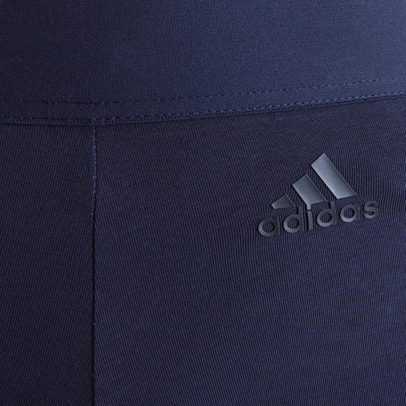 6140ec213e4dd adidas Womens ID Wind Ladies Tights Blue | eBay