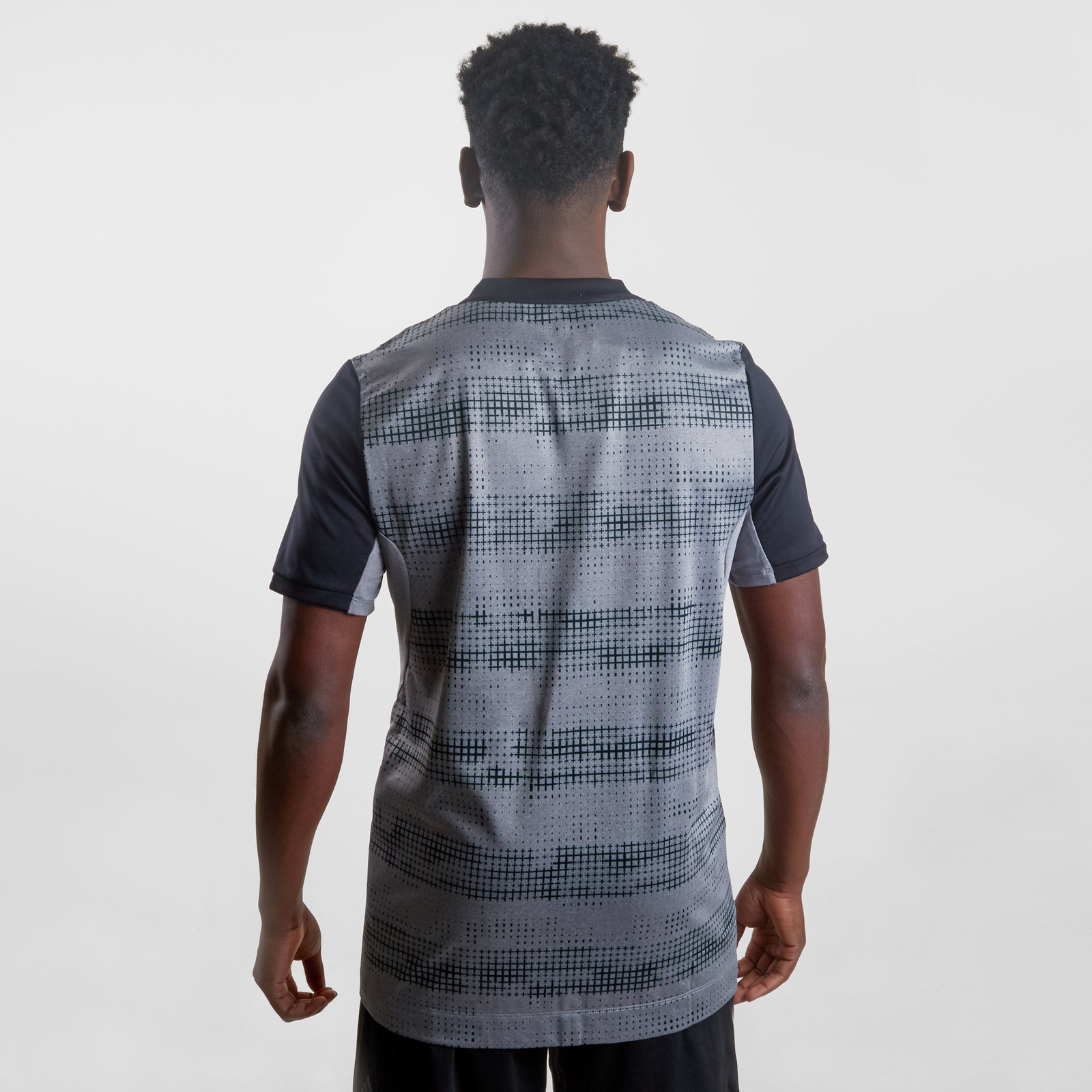 a258a9bce5e Canterbury Mens England 2019/20 Players Rugby Drill T-Shirt Tee Top Grey