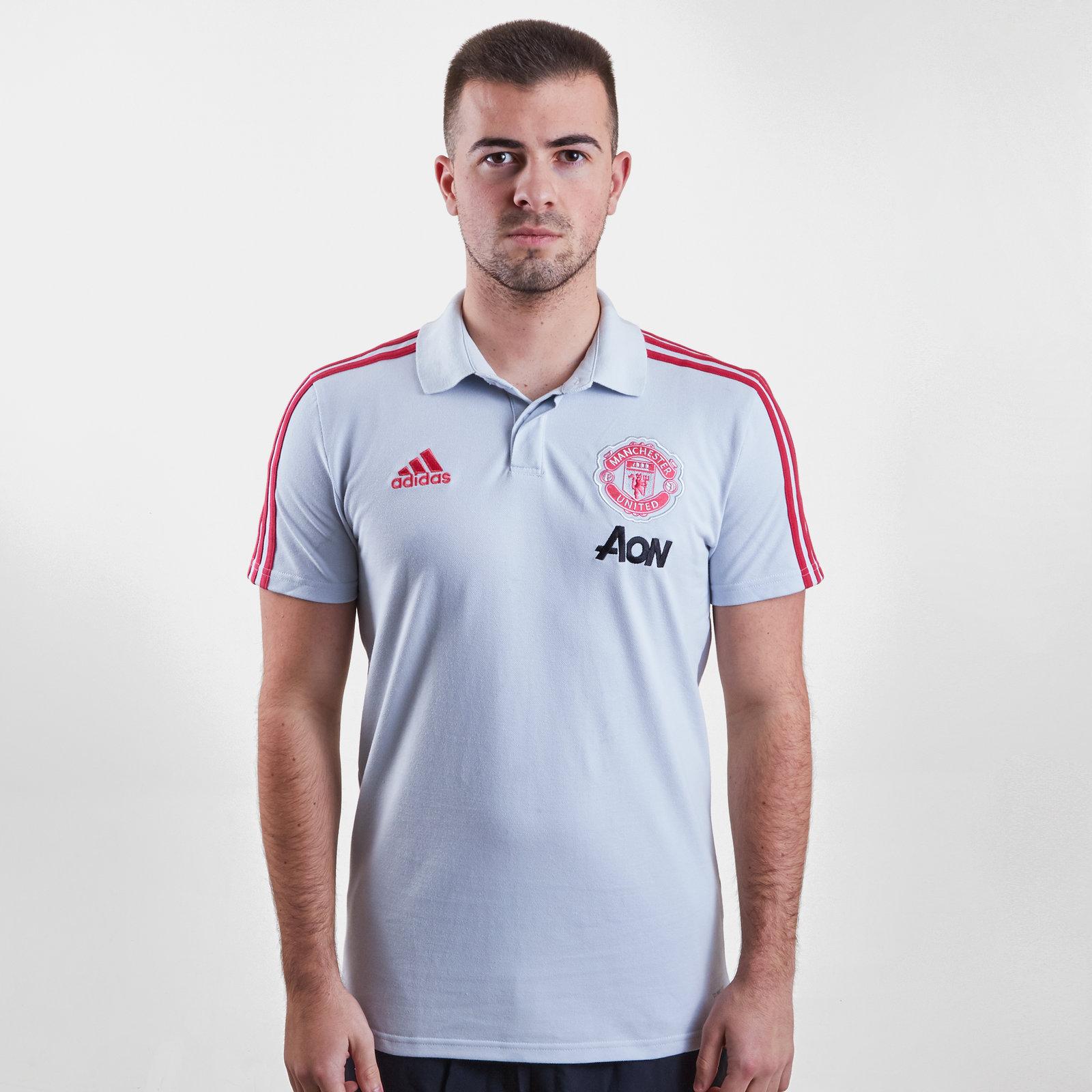 Manchester United Polo Shirt Adidas 71b02a